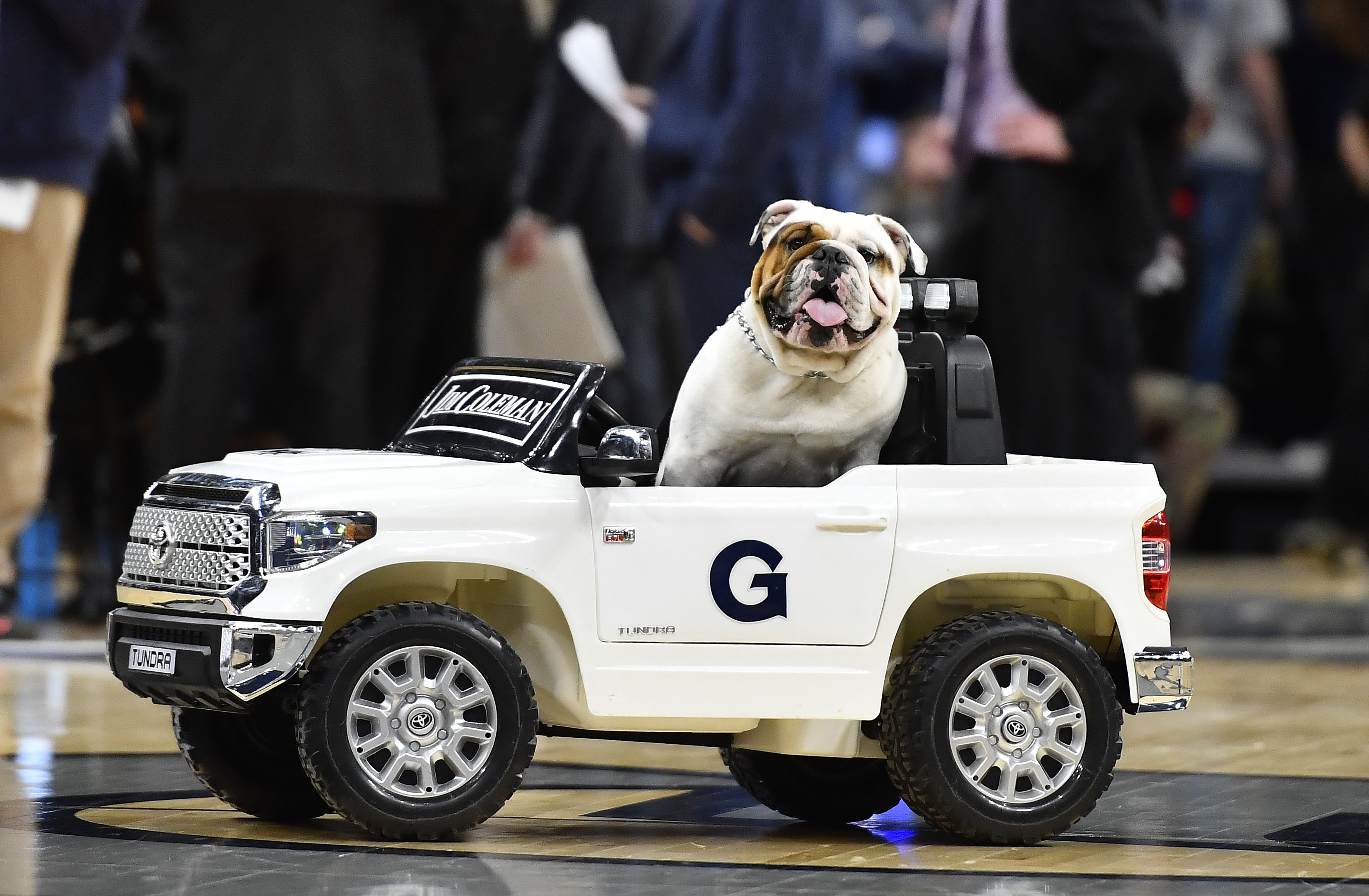 NCAA Basketball: Providence at Georgetown