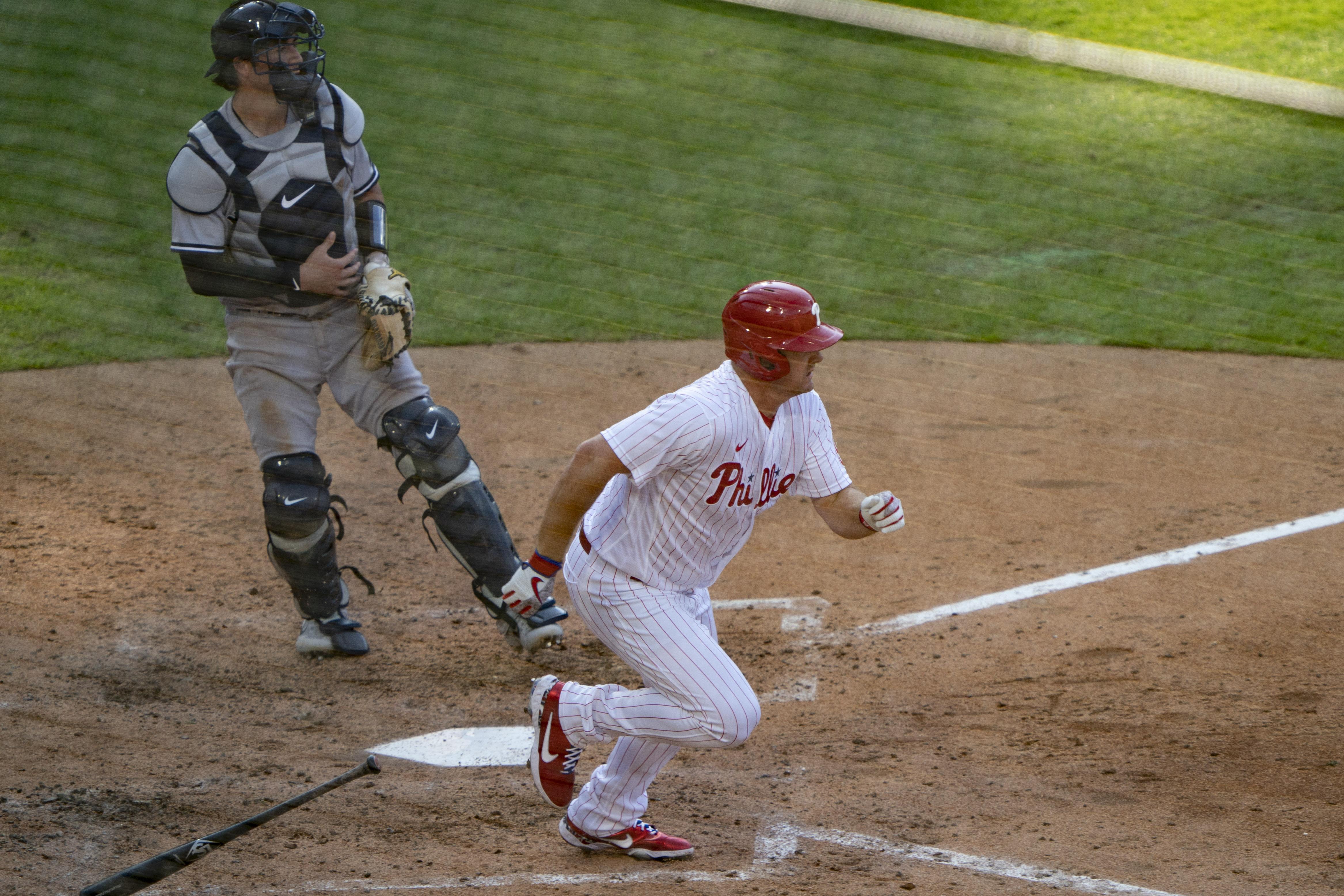 MLB: Game One-Philadelphia Phillies at New York Yankees
