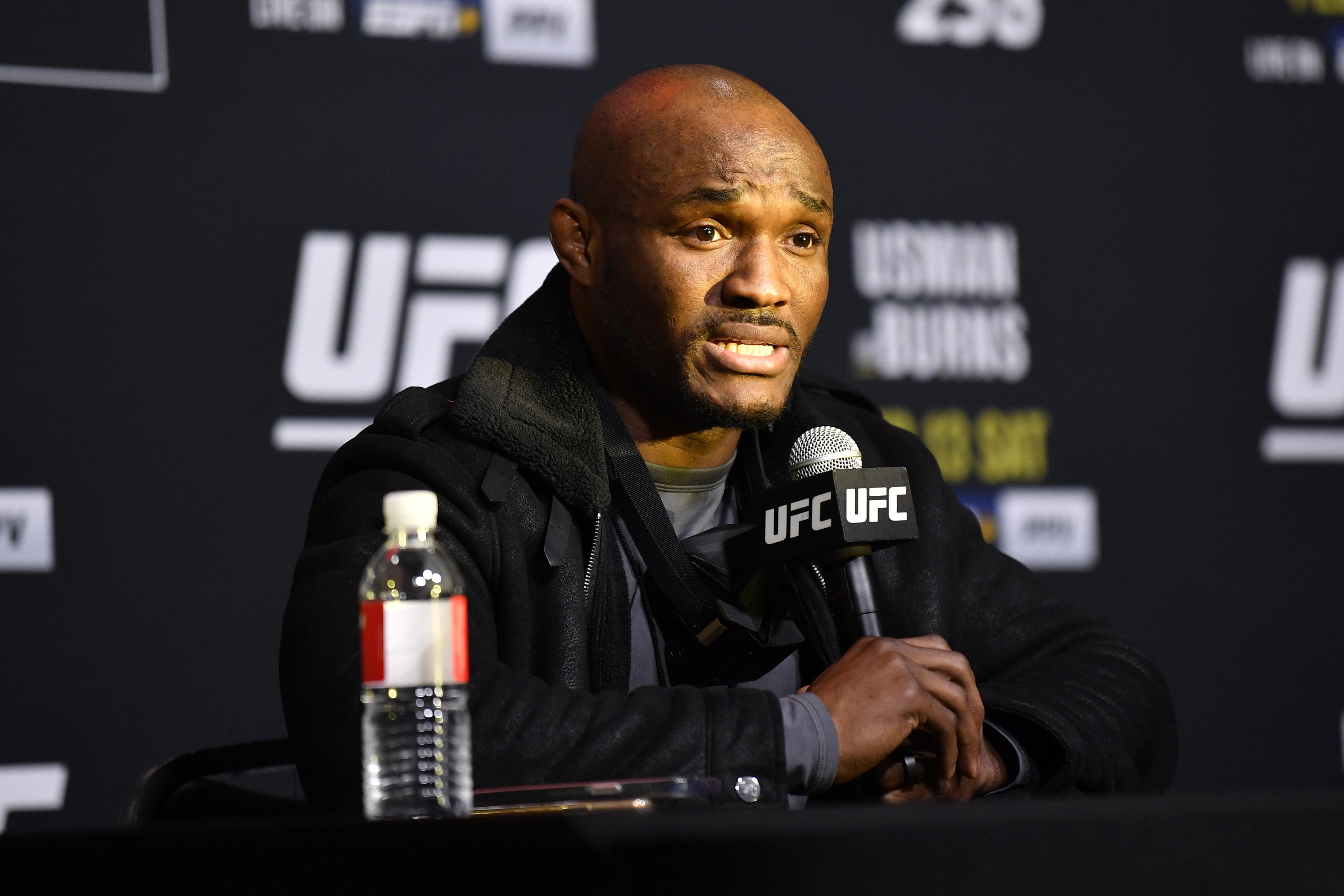 UFC 258: Media Day
