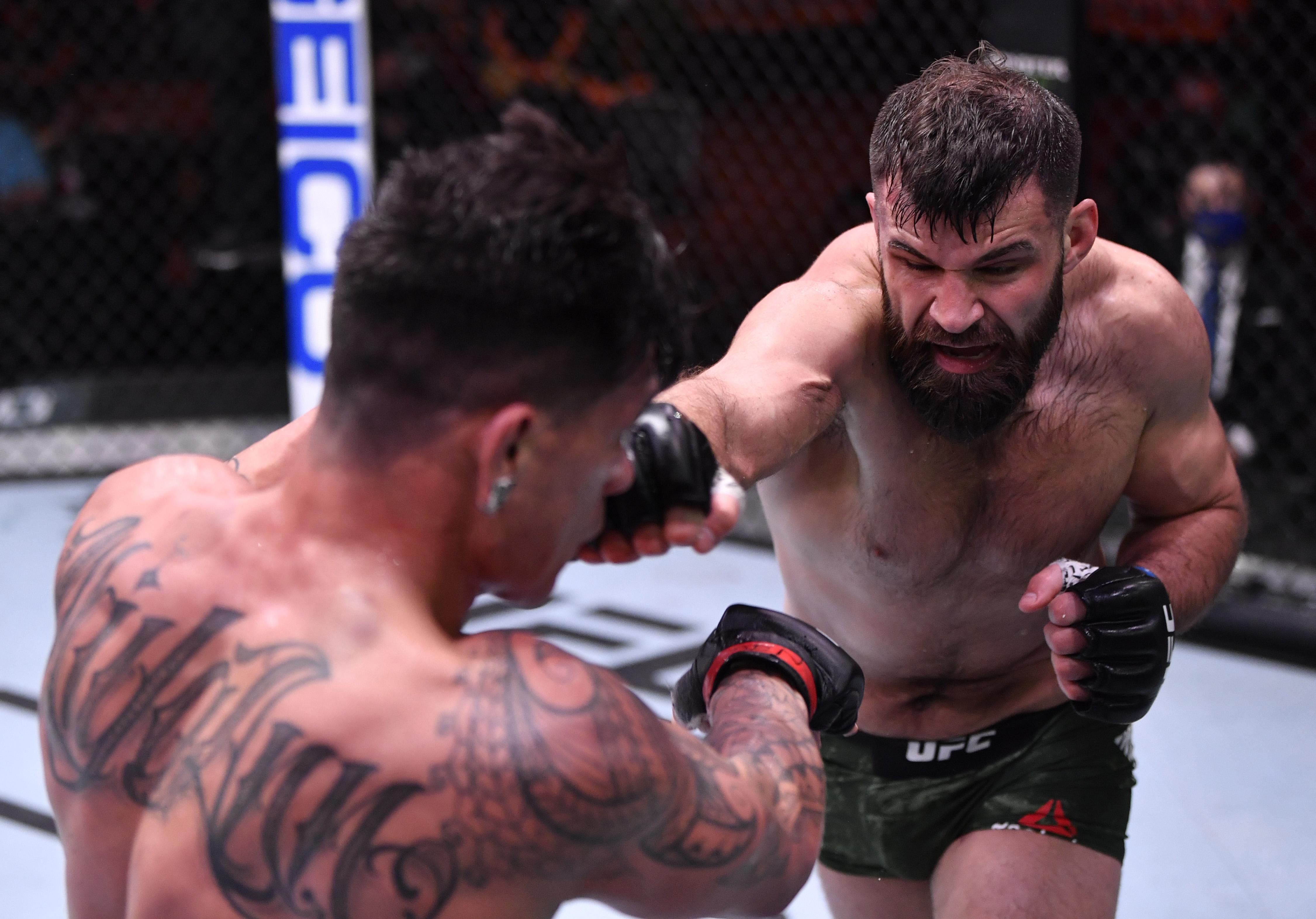 UFC 258:皮托罗对马尔克斯