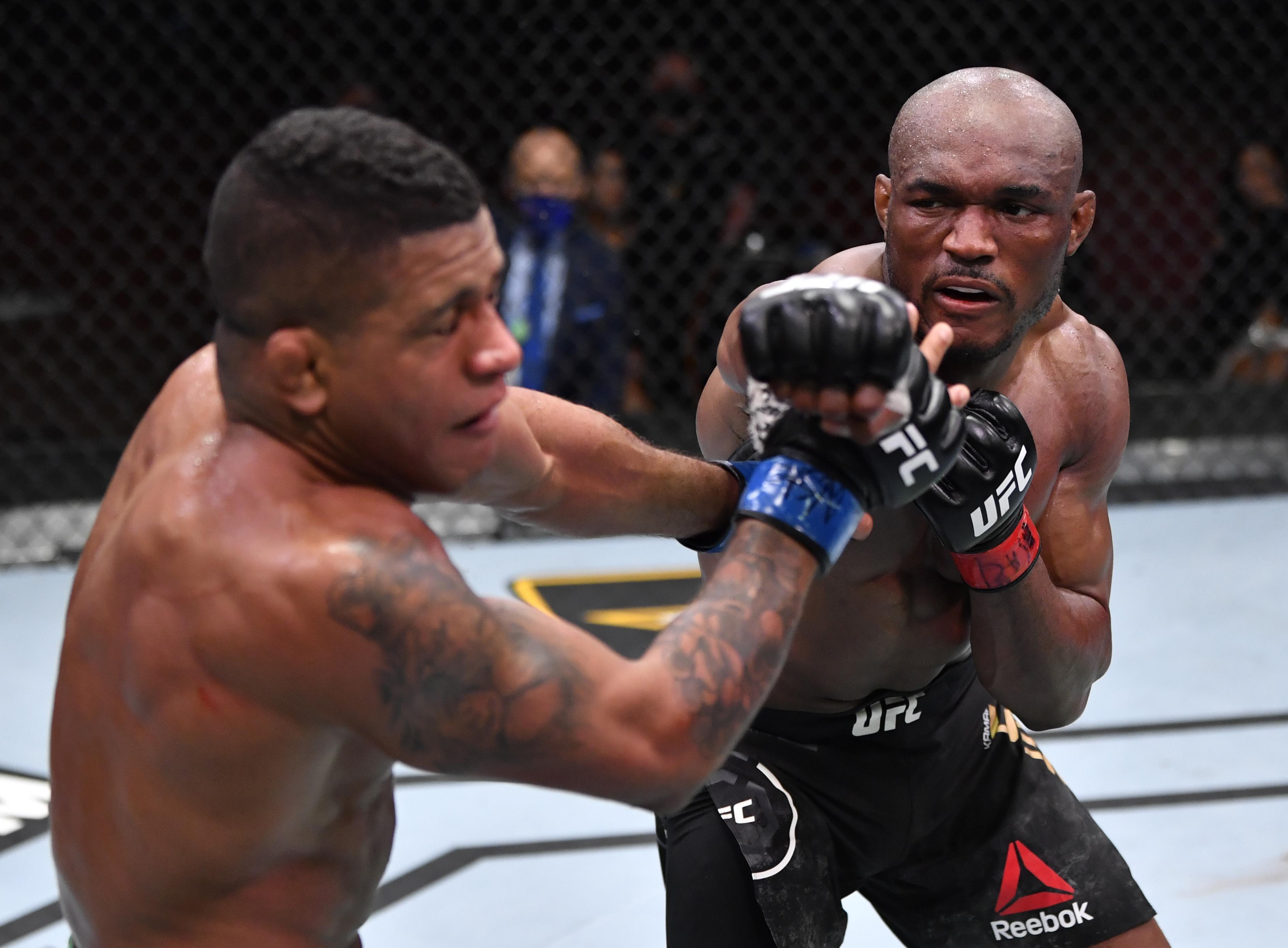 UFC 258: Usman v Burns