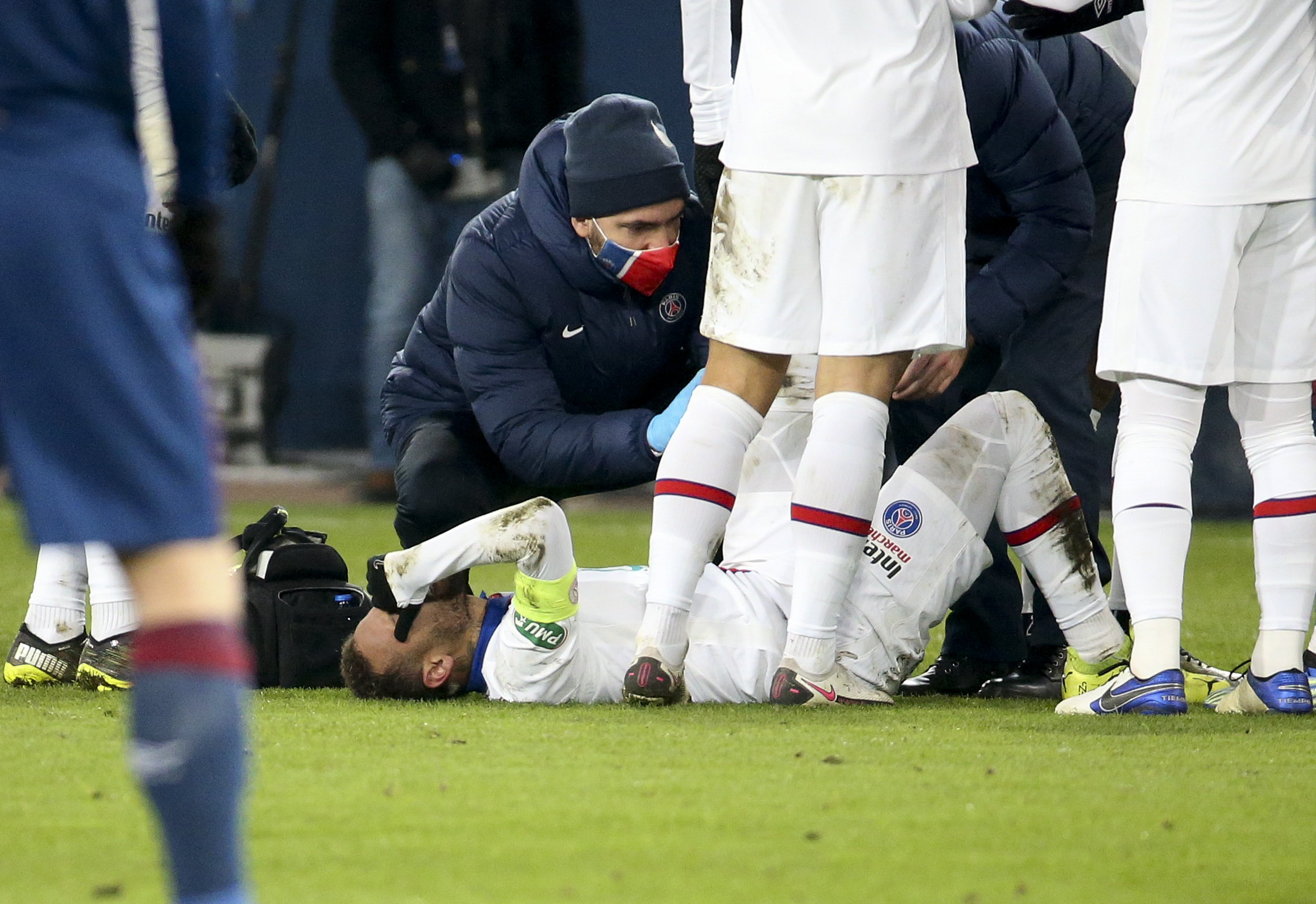 SM CAEN V Paris Saint-Germain  - 法国杯