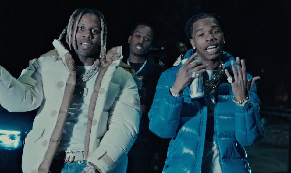 Lil Durk and Lil Baby