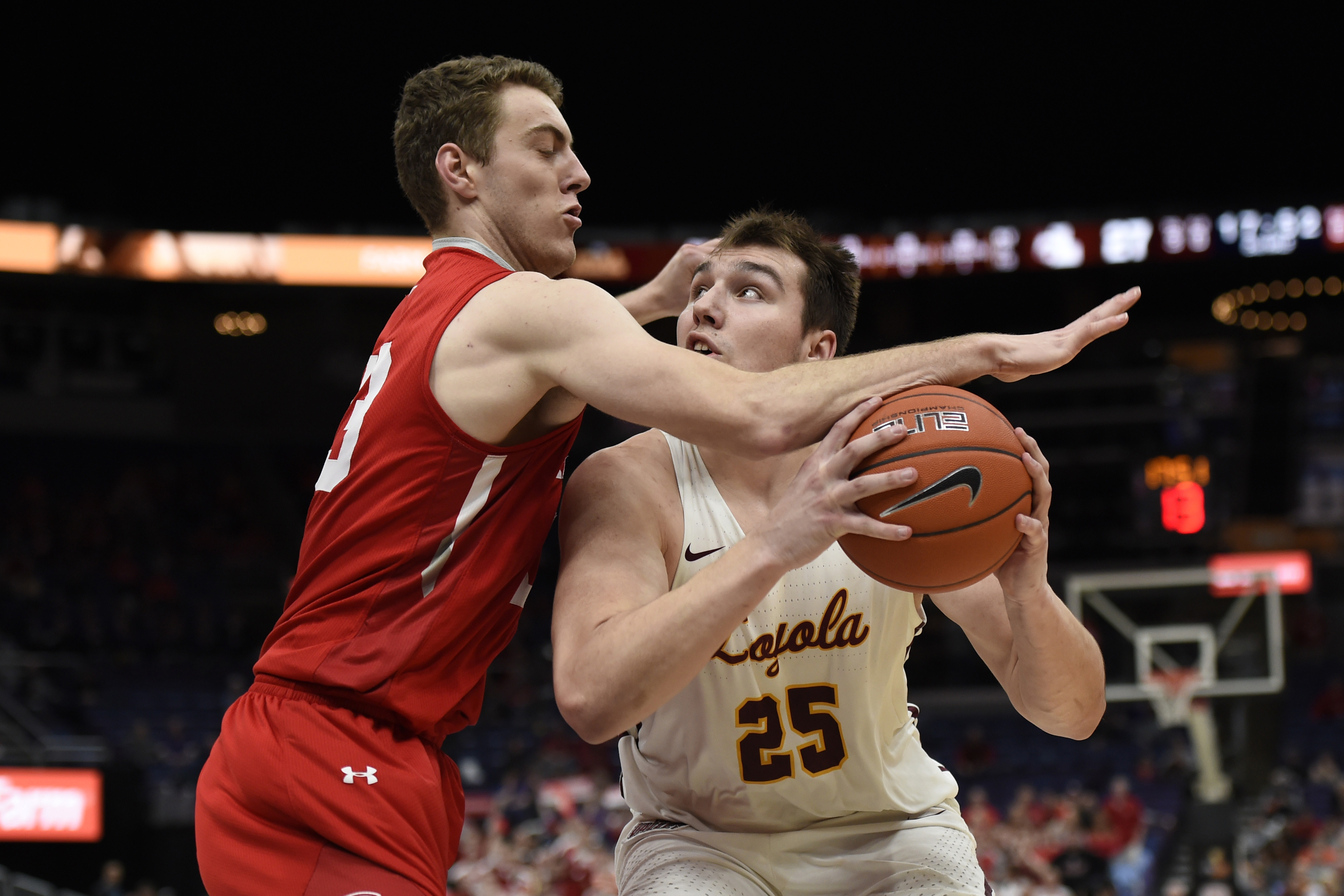 NCAA Basketball: Missouri Valley Conference Tournament Loyola Illinois vs Bradley