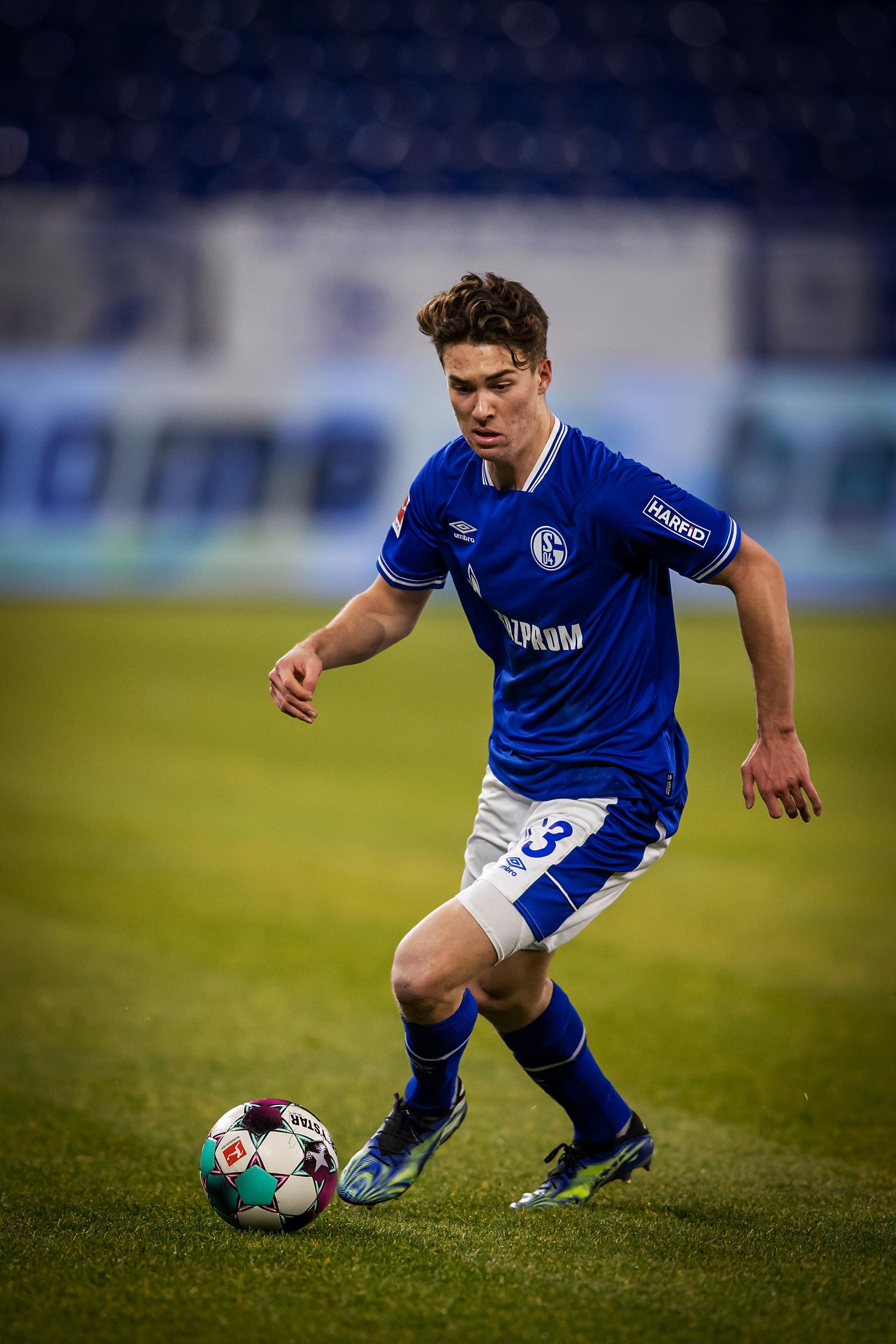 FC Schalke 04 v RB Leipzig - Bundesliga for DFL
