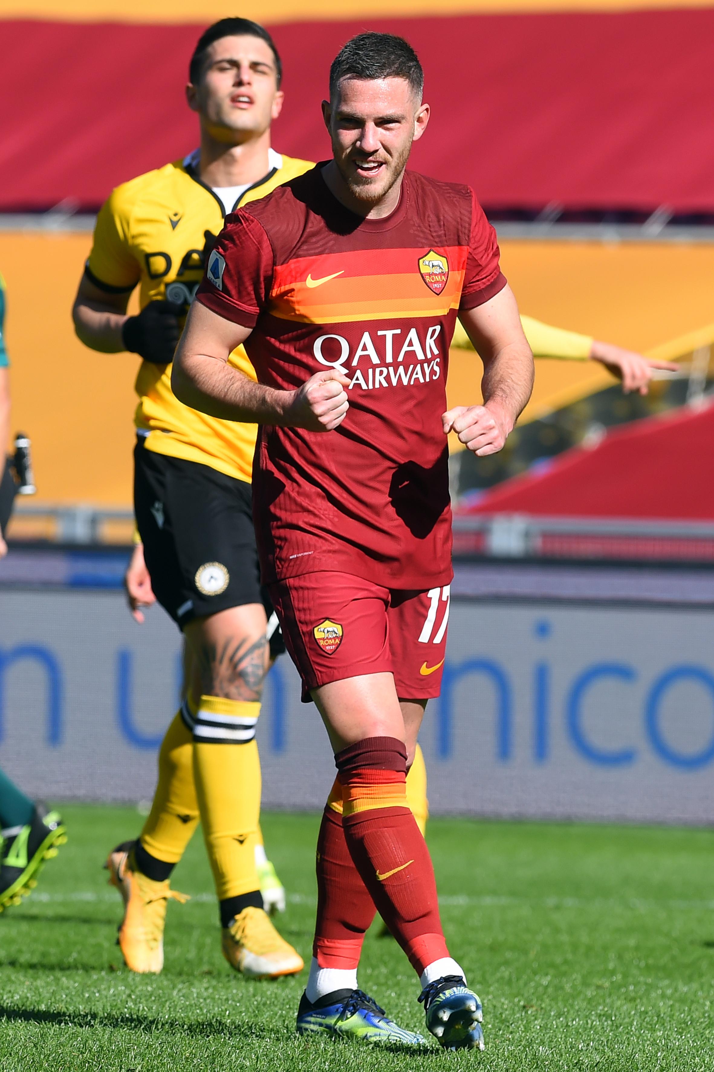 Football Serie A AS Roma-Udinese Calcio