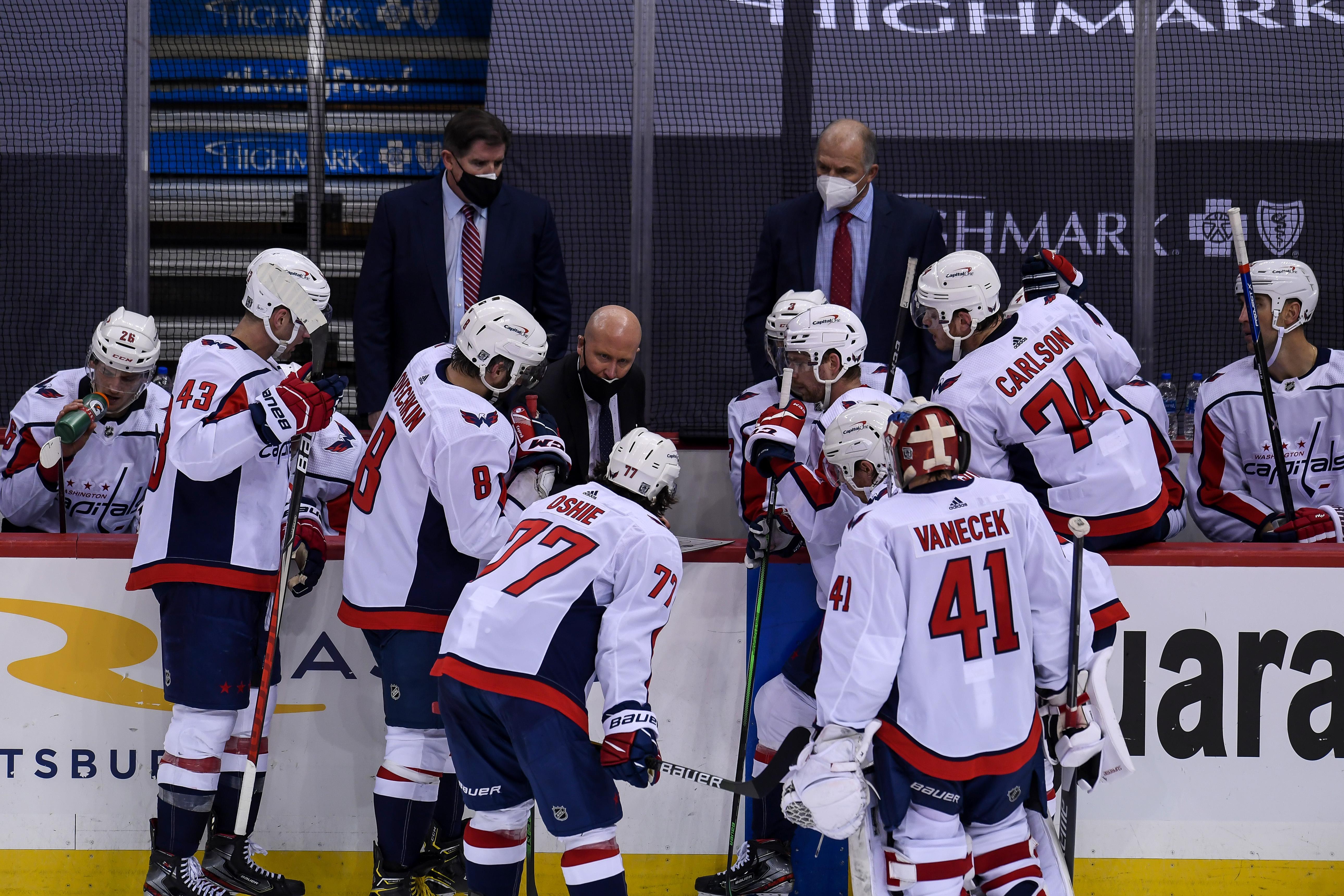 NHL: FEB 14 Capitals at Penguins