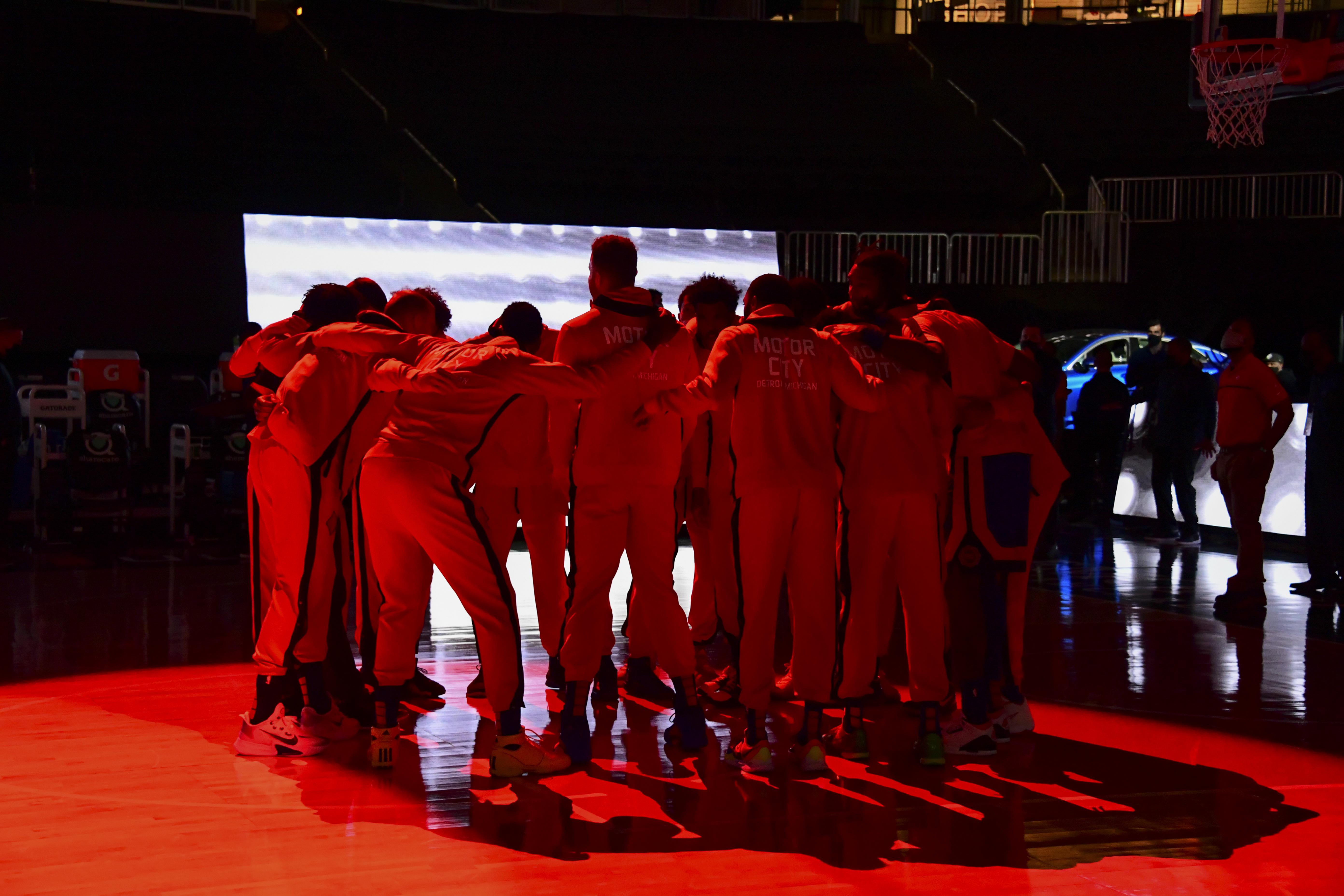 Detroit Pistons v Atlanta Hawks