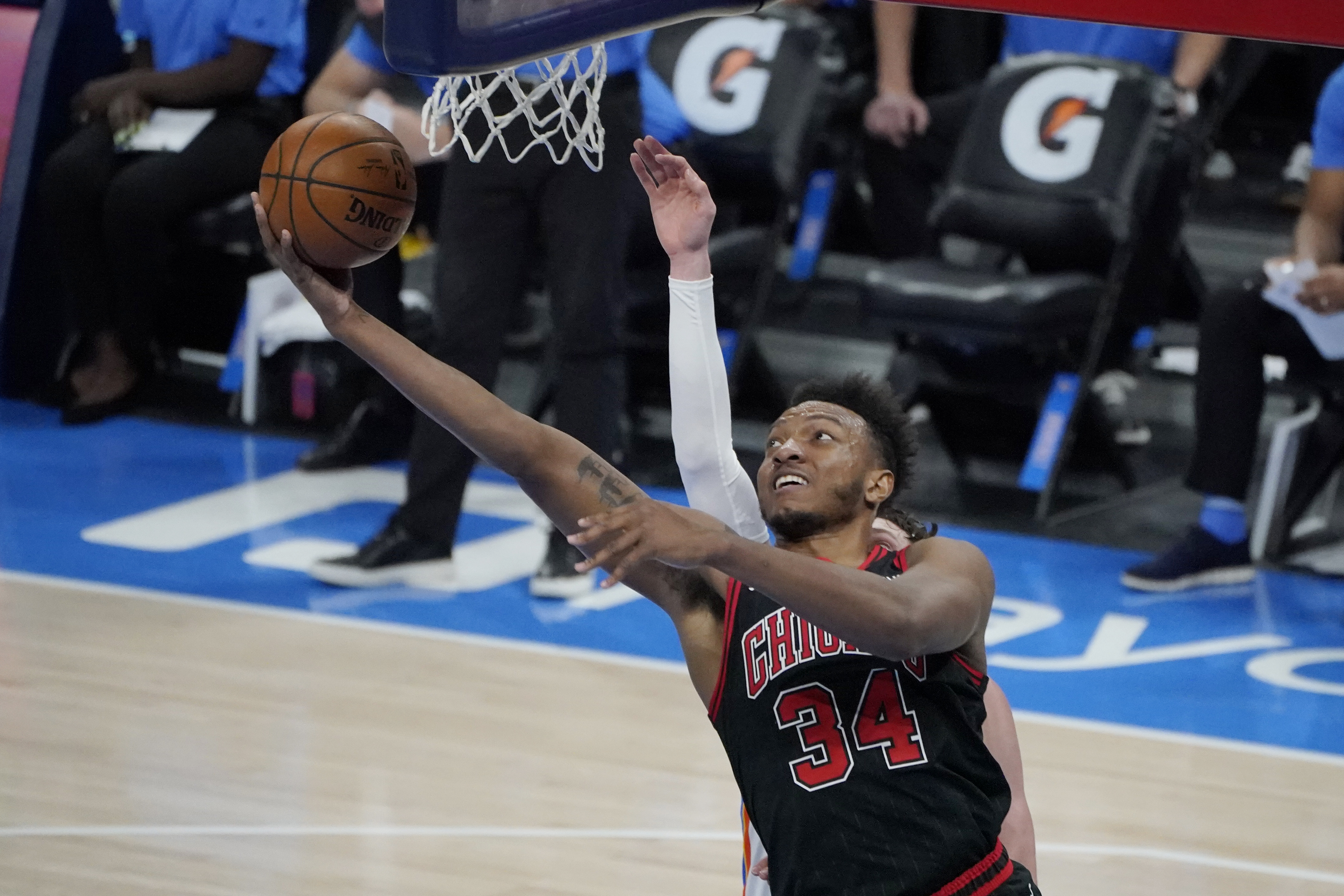 The Bulls thought the postponement of Wednesday's game against the Hornets meant Wendell Carter Jr. would get some much-needed practice time. Instead they'll play the Pistons.