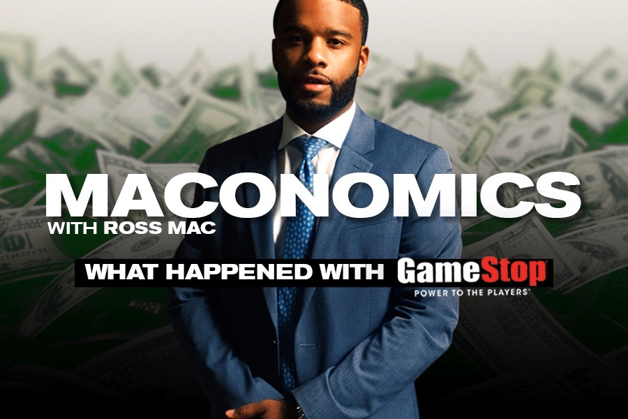 What really happened with GameStop and Robinhood? | 'Maconomics'