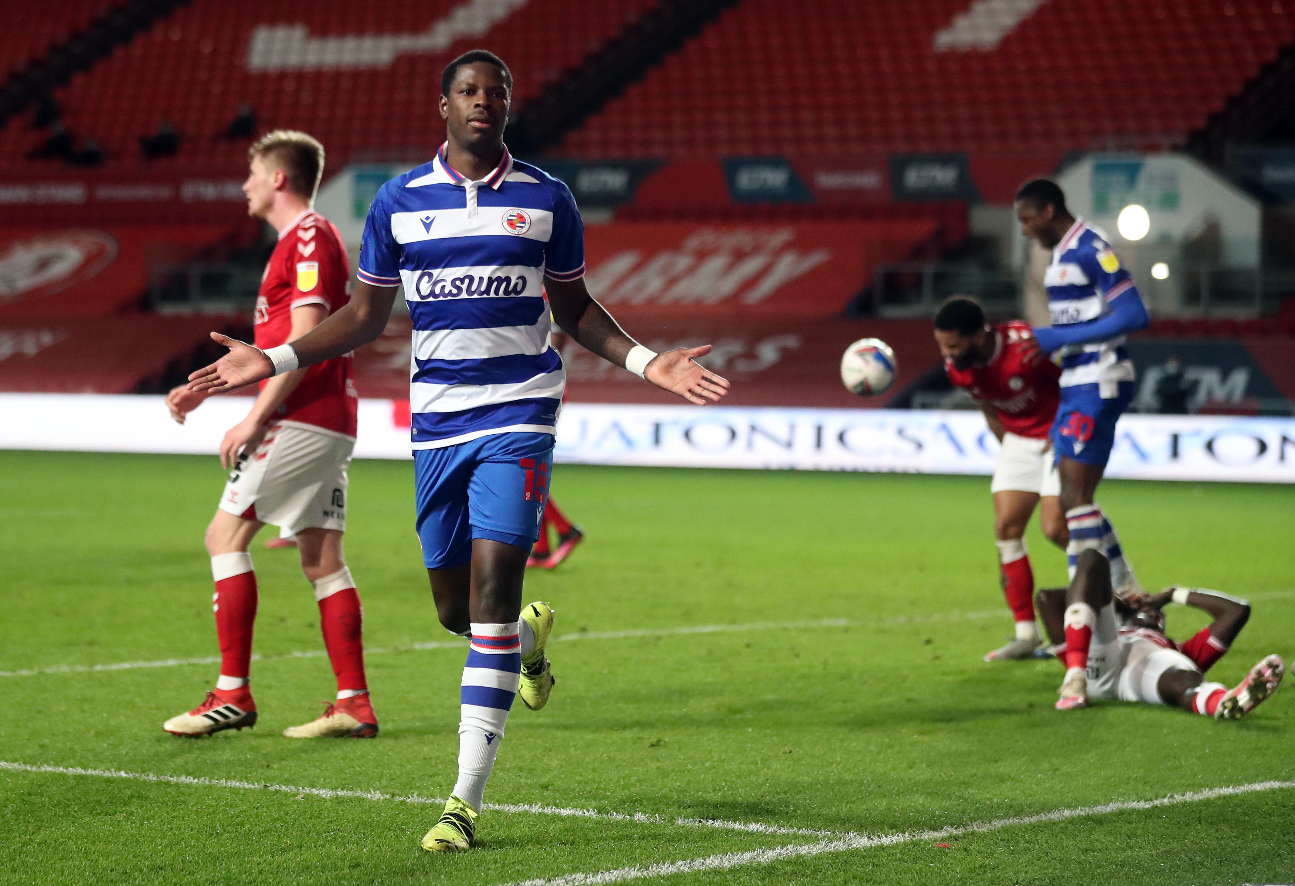 Bristol City v Reading - Sky Bet Championship - Ashton Gate