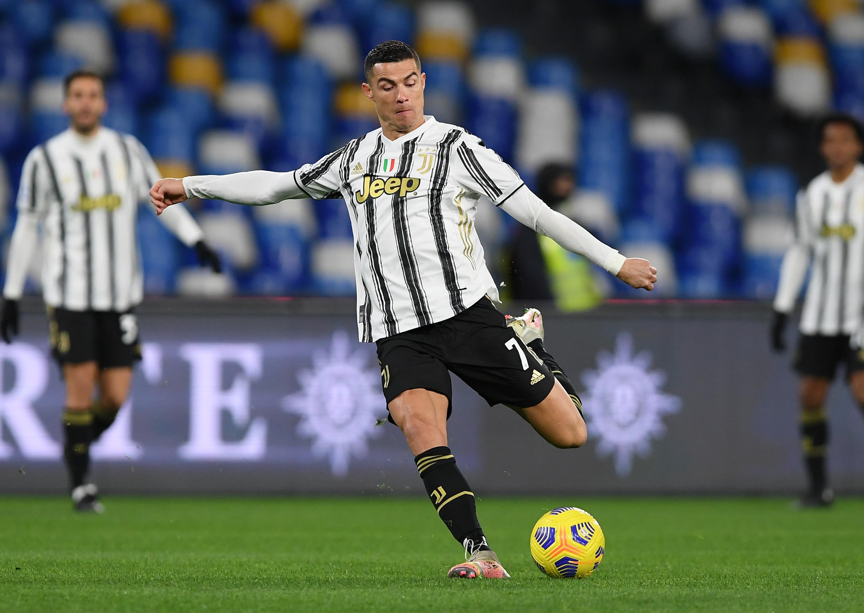 SSC Napoli v juventus  -  Serie a