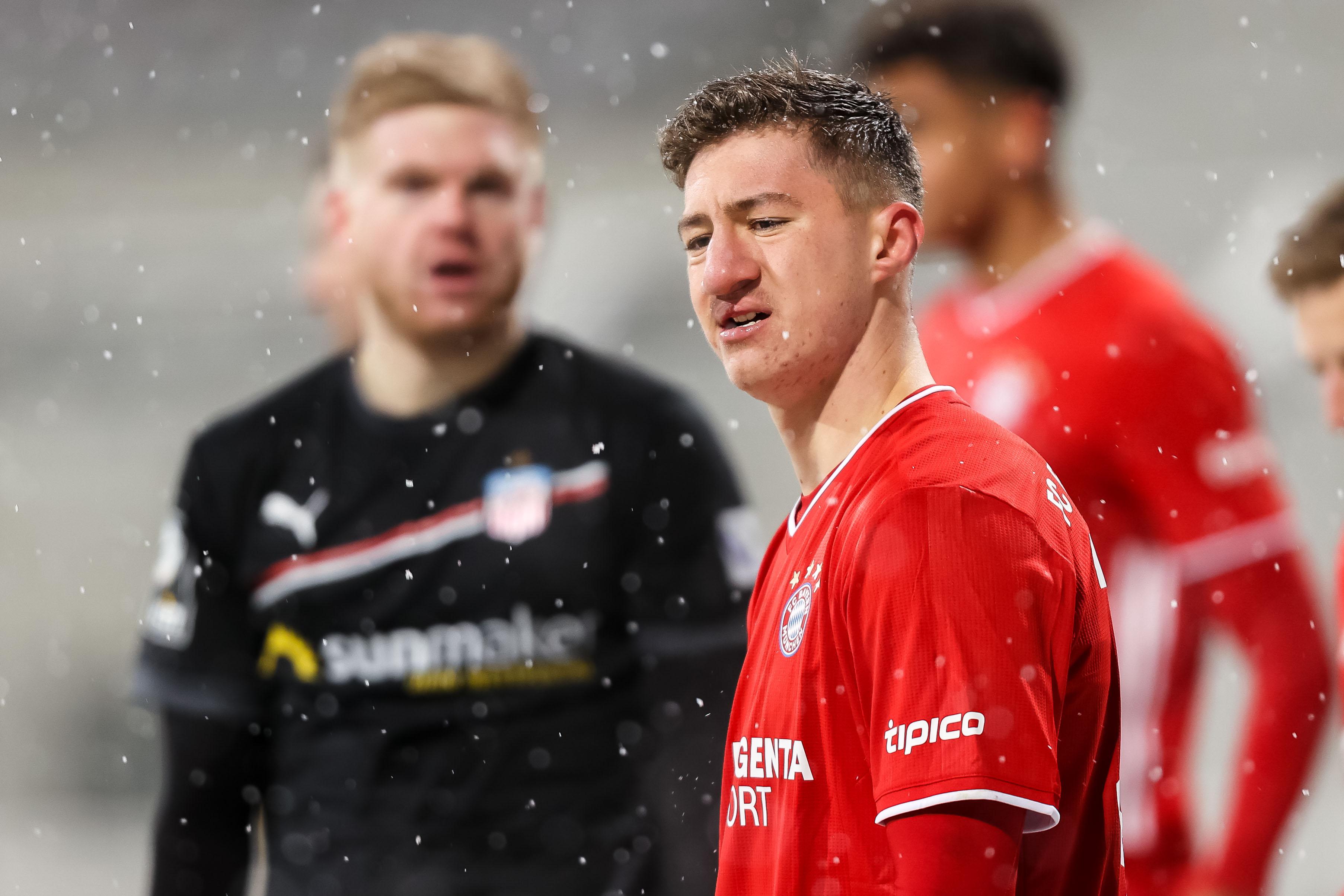 Bayern Muenchen II v FSV Zwickau - 3. Liga