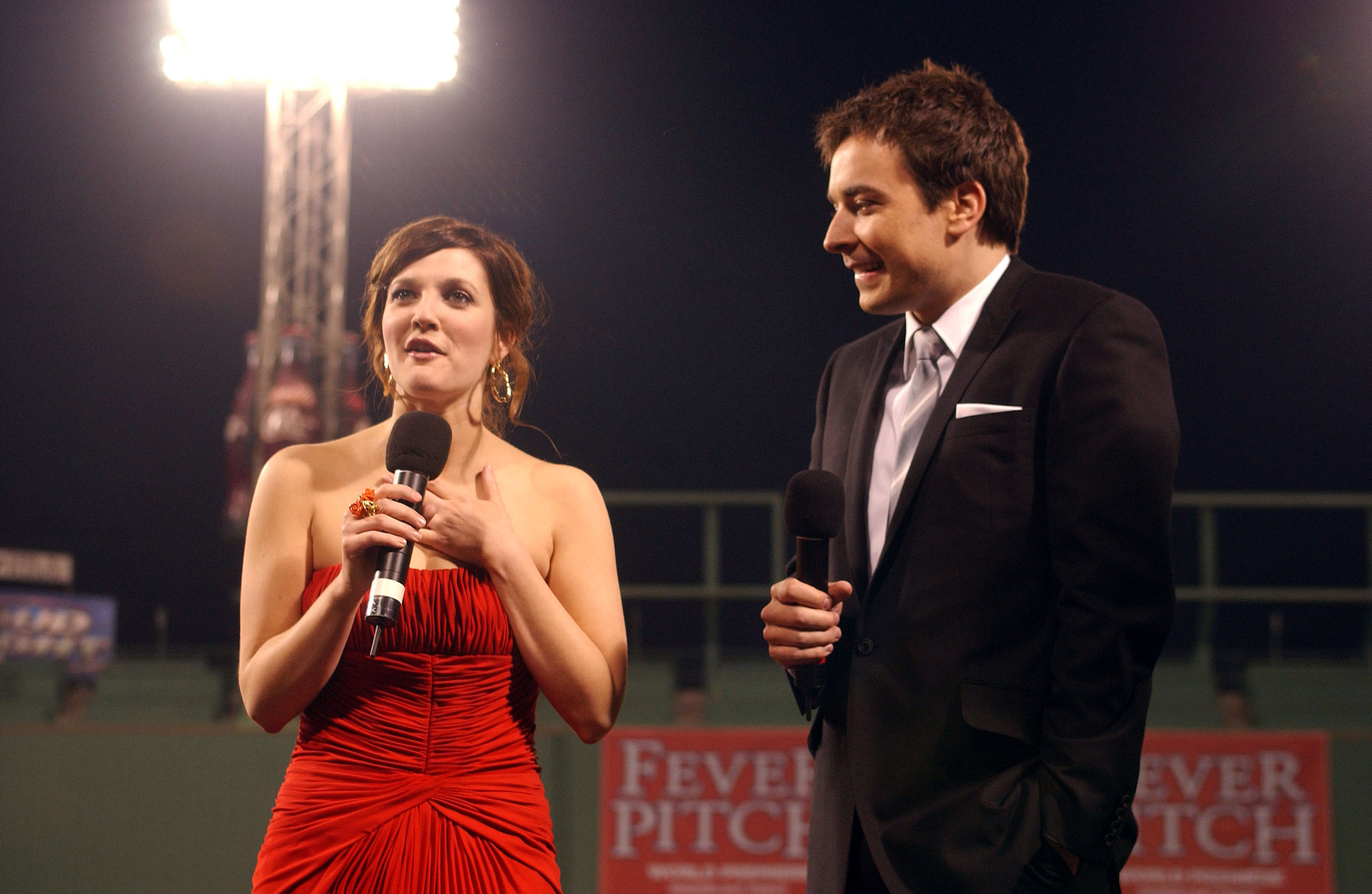 """Premiere Of """"Fever Pitch"""""""