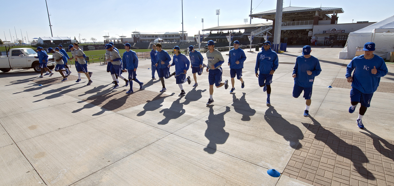 Kansas City Royals Spring Training 2013