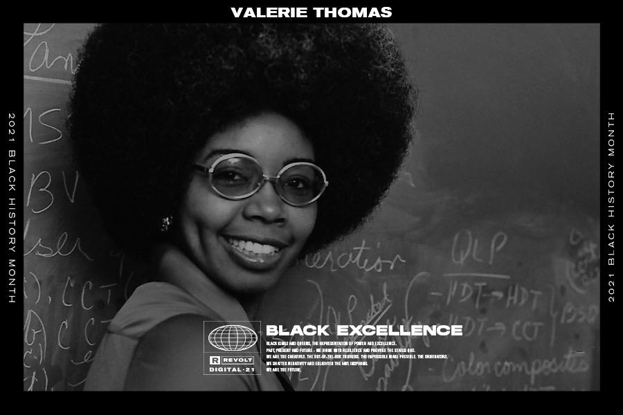 Valerie L. Thomas