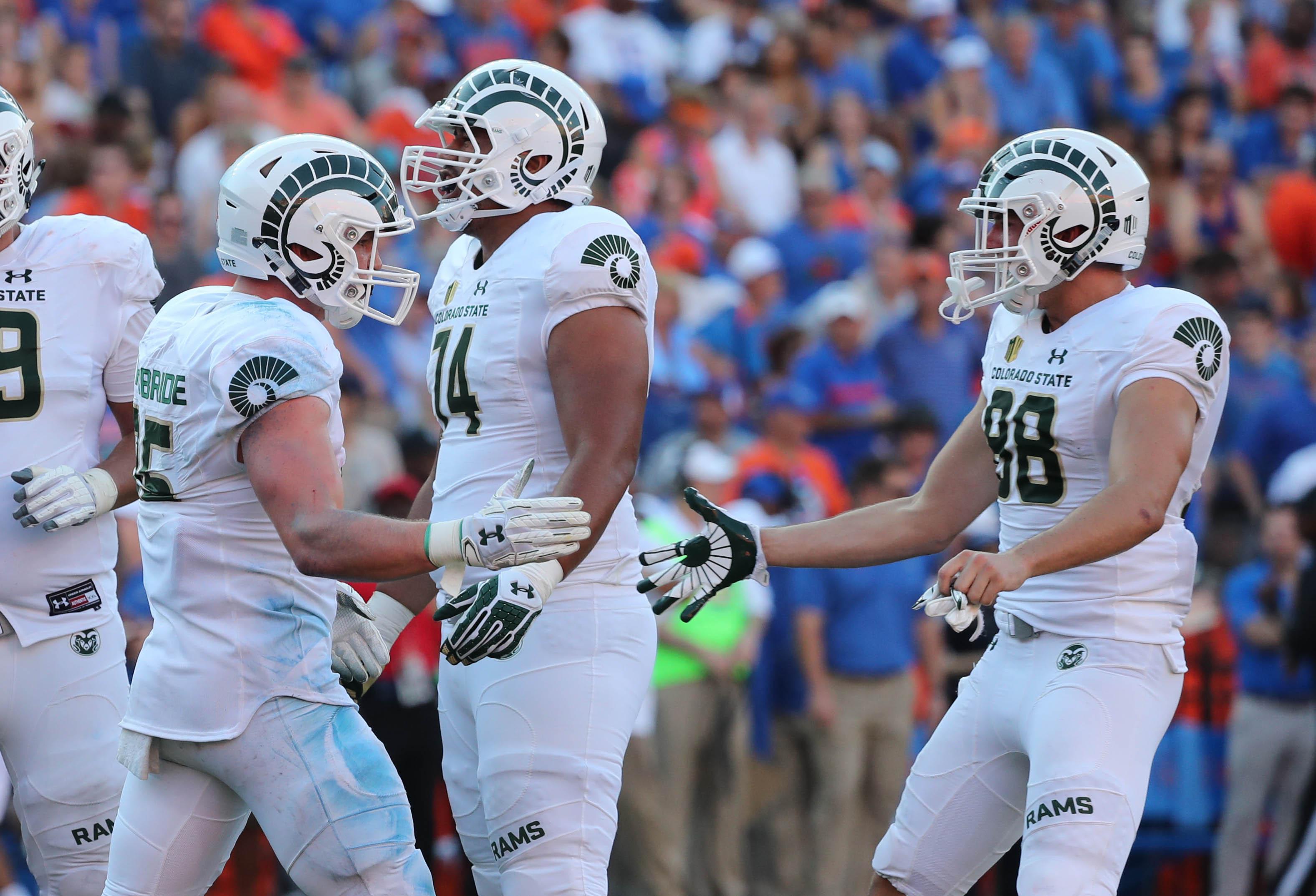 NCAA Football: Colorado State at Florida