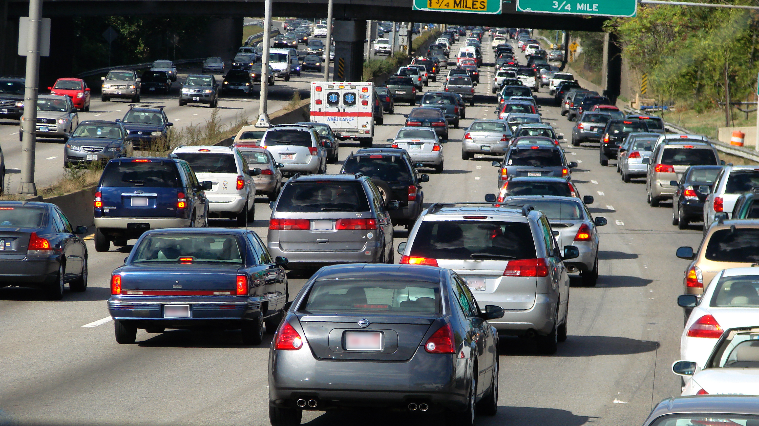 A new study has calculated the daily dose of benzene and formaldehyde in cars that is being inhaled by drivers.