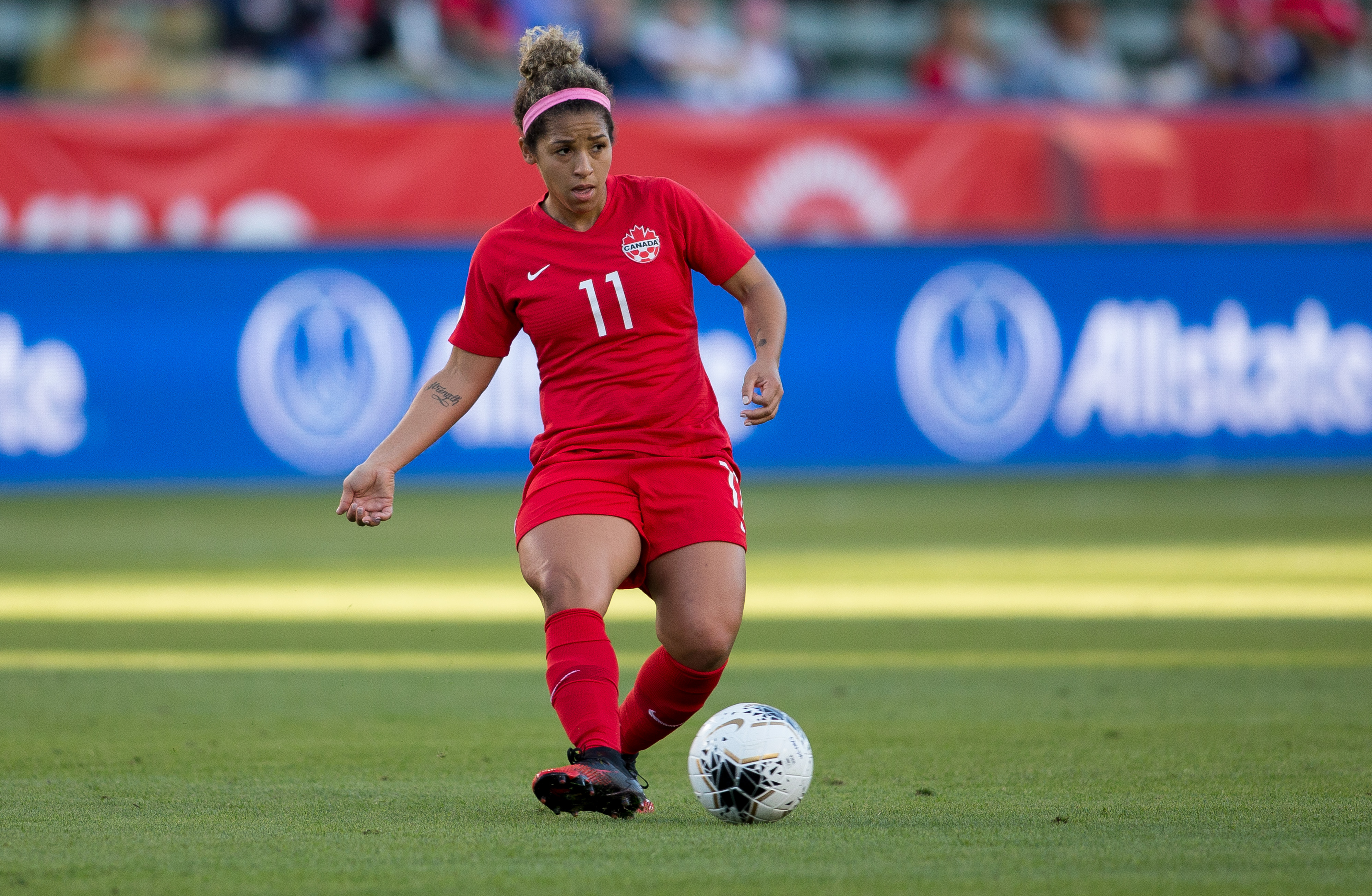 Canada v Costa Rica: Semifinals - 2020 CONCACAF Women's Olympic Qualifying