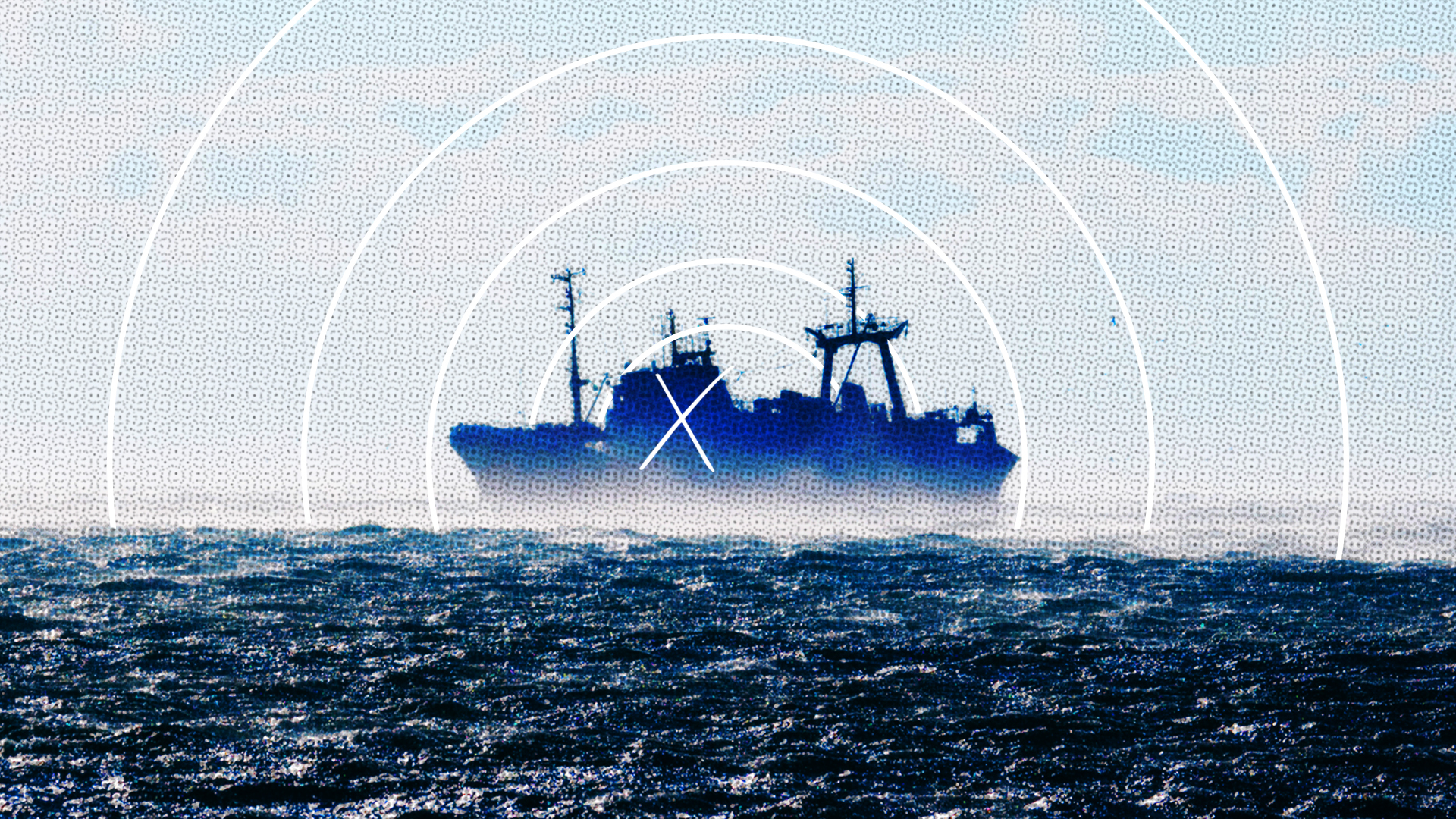 Tracking down mystery boats on the high seas