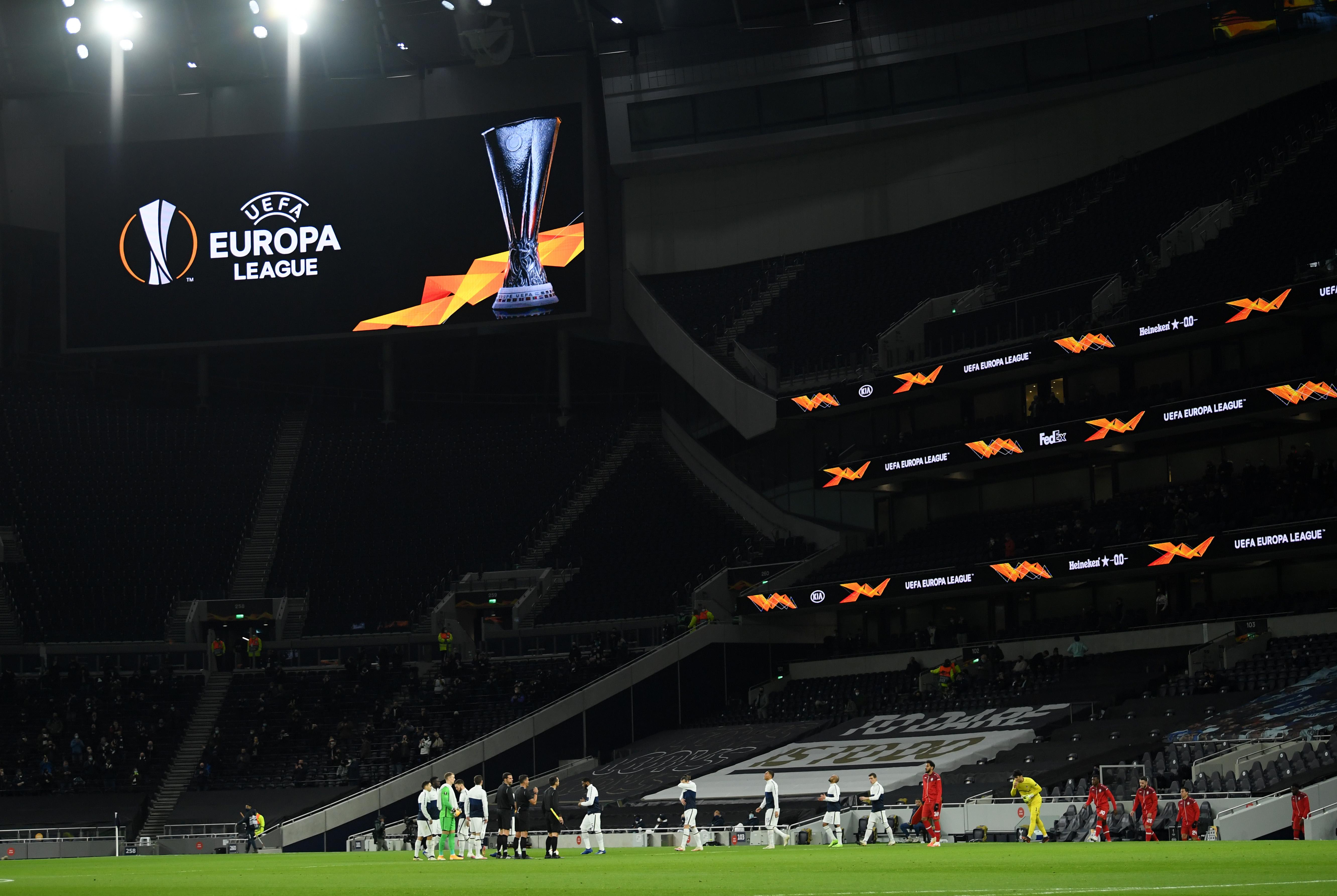 Tottenham Hotspur v Royal Antwerp: Group J - UEFA Europa League