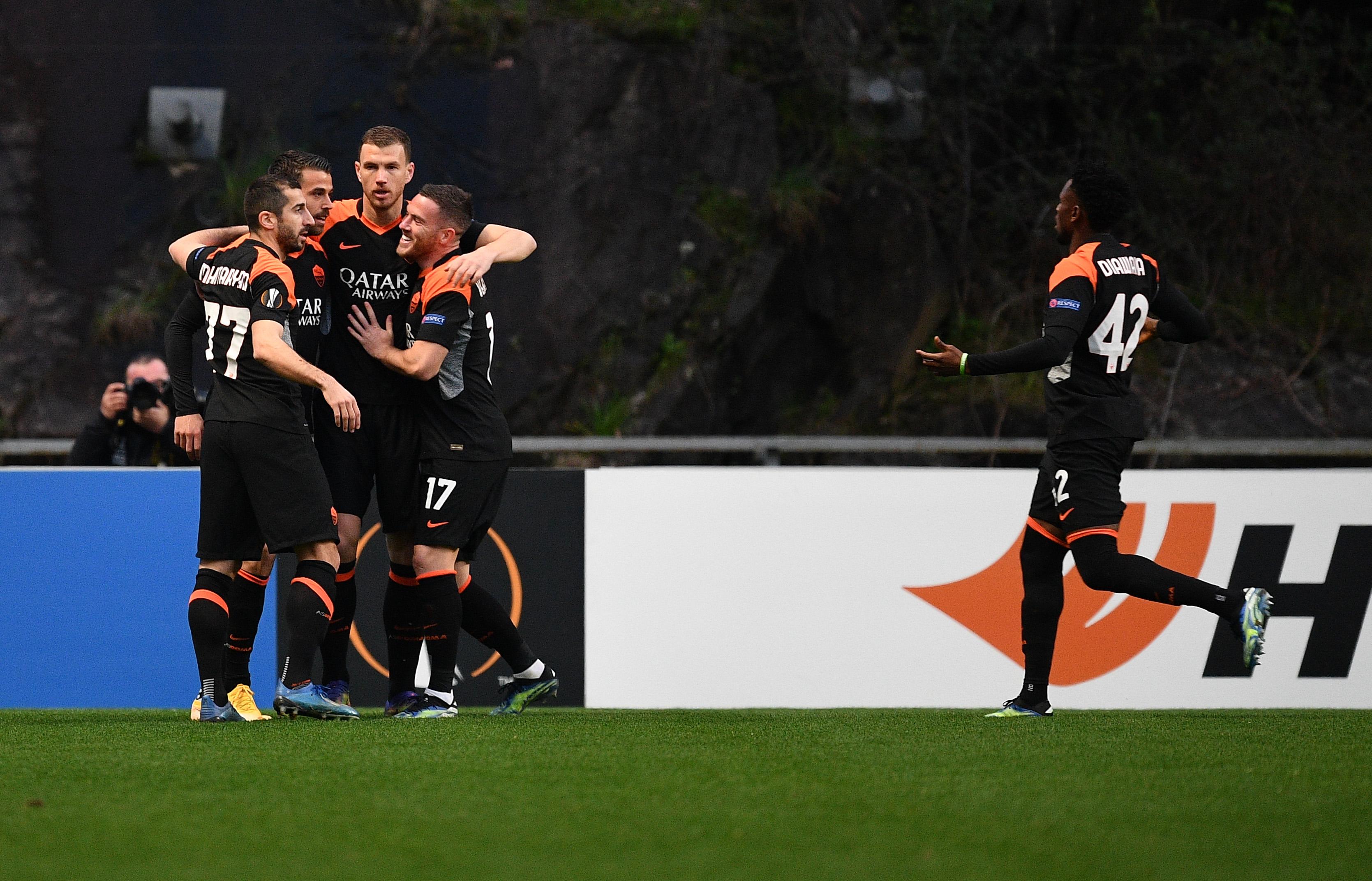 Sporting Braga v AS Roma - UEFA Europa League Round Of 32 Leg One
