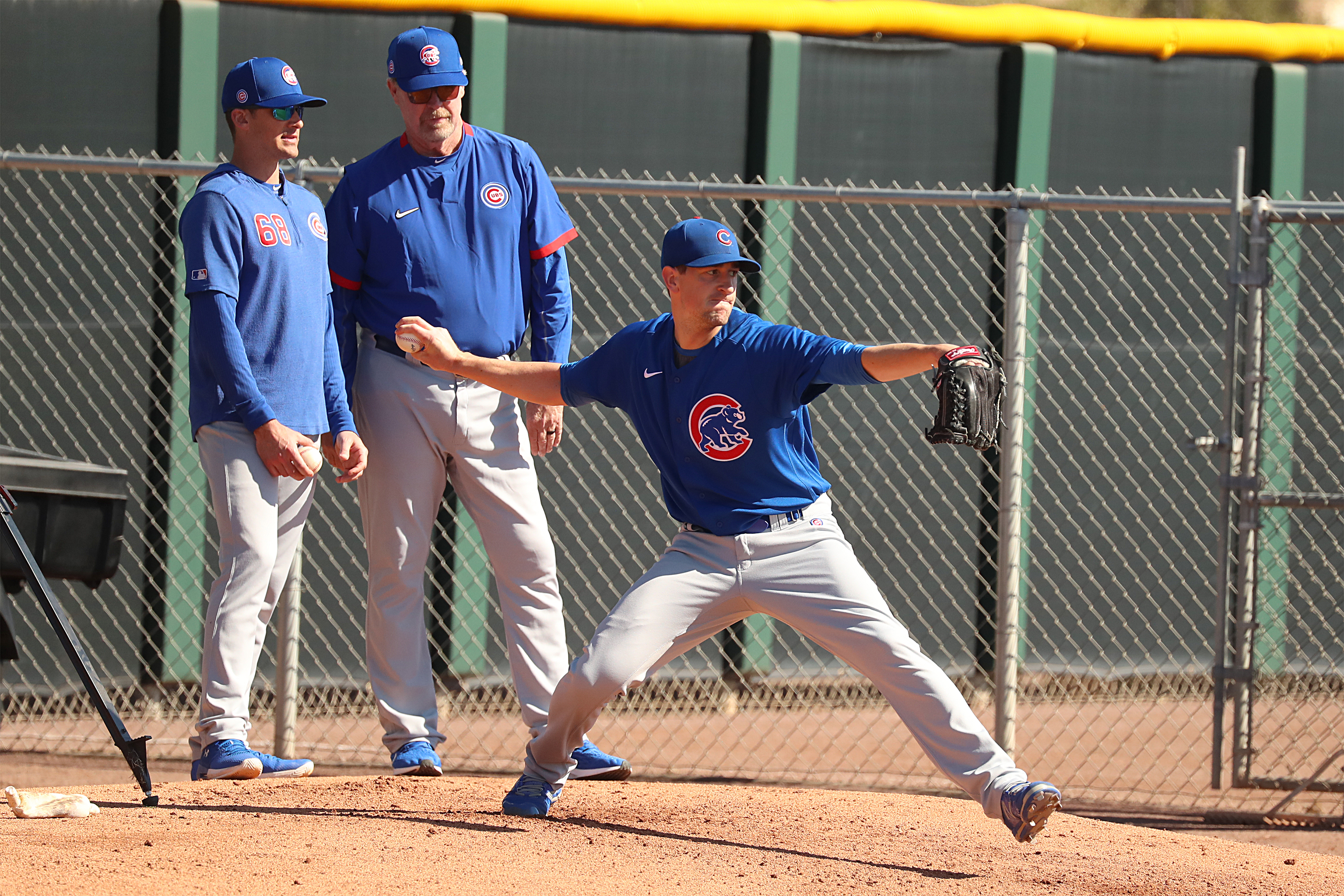 The Cubs' fate in 2021 could be riding on Kyle Hendricks and the rest of the starting rotation.