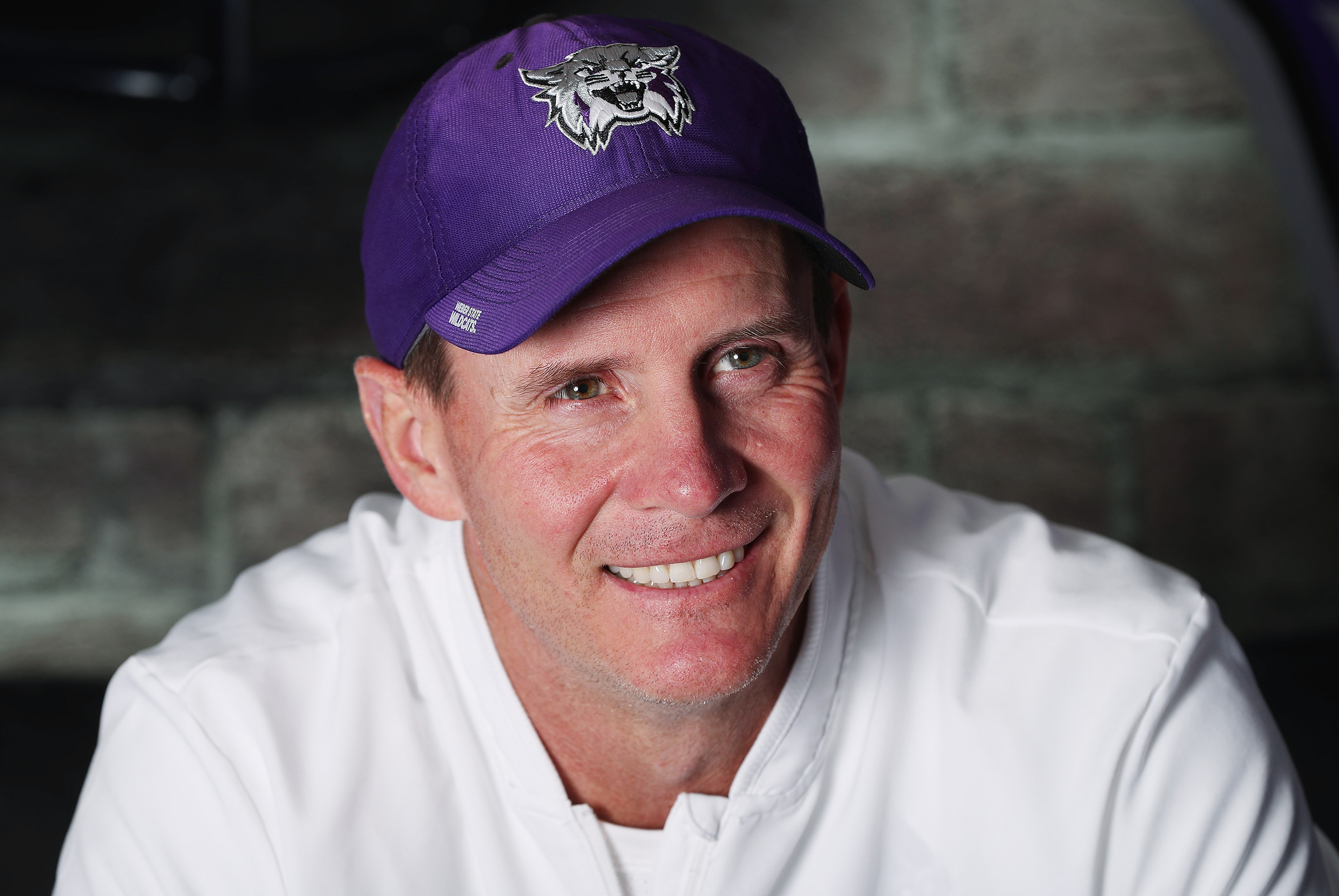 FILE: Weber State football coach Jay Hill agreed to a two-year contract extension that will keep him at the school through the 2025 season.