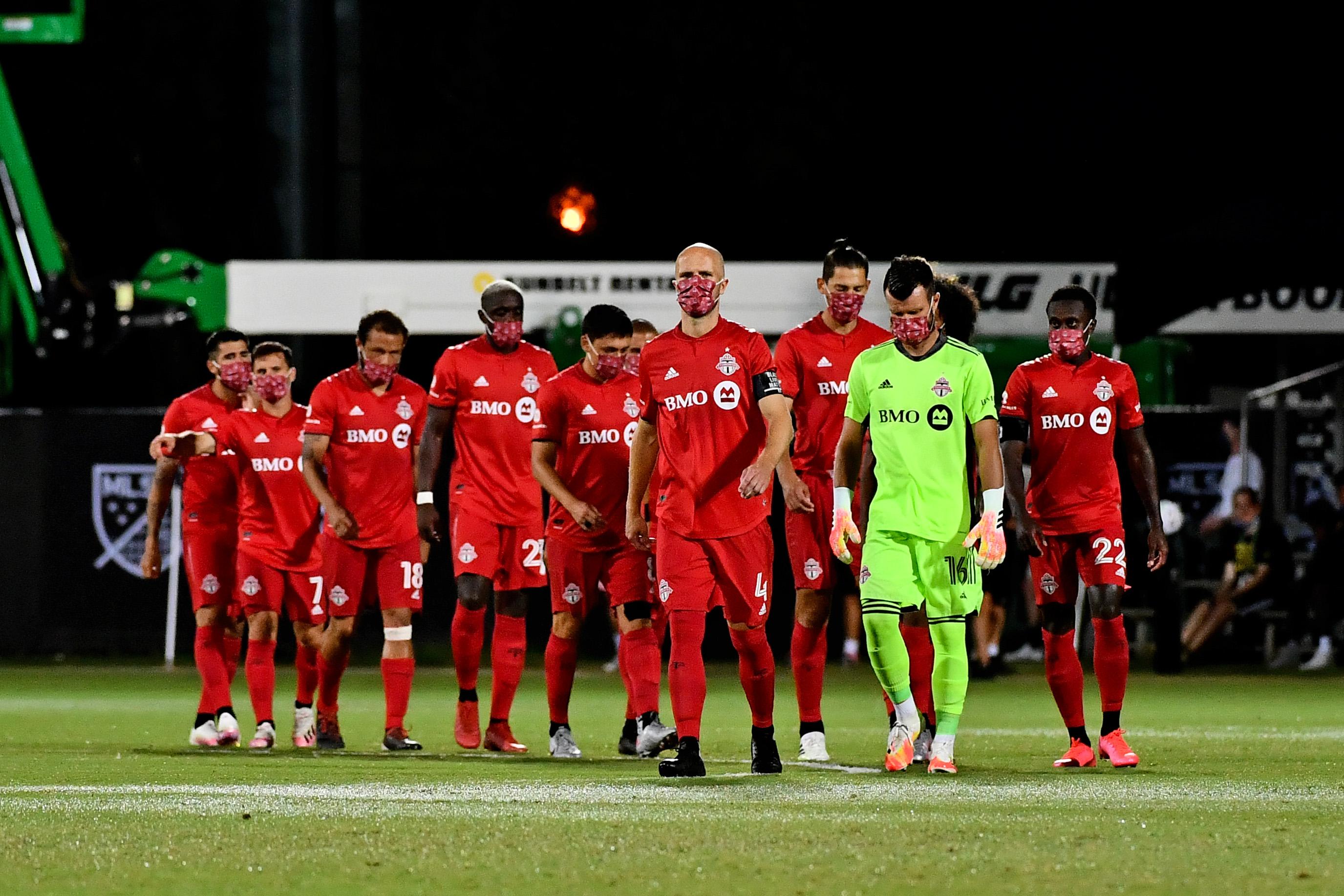 MLS: Toronto FC vs New York City FC