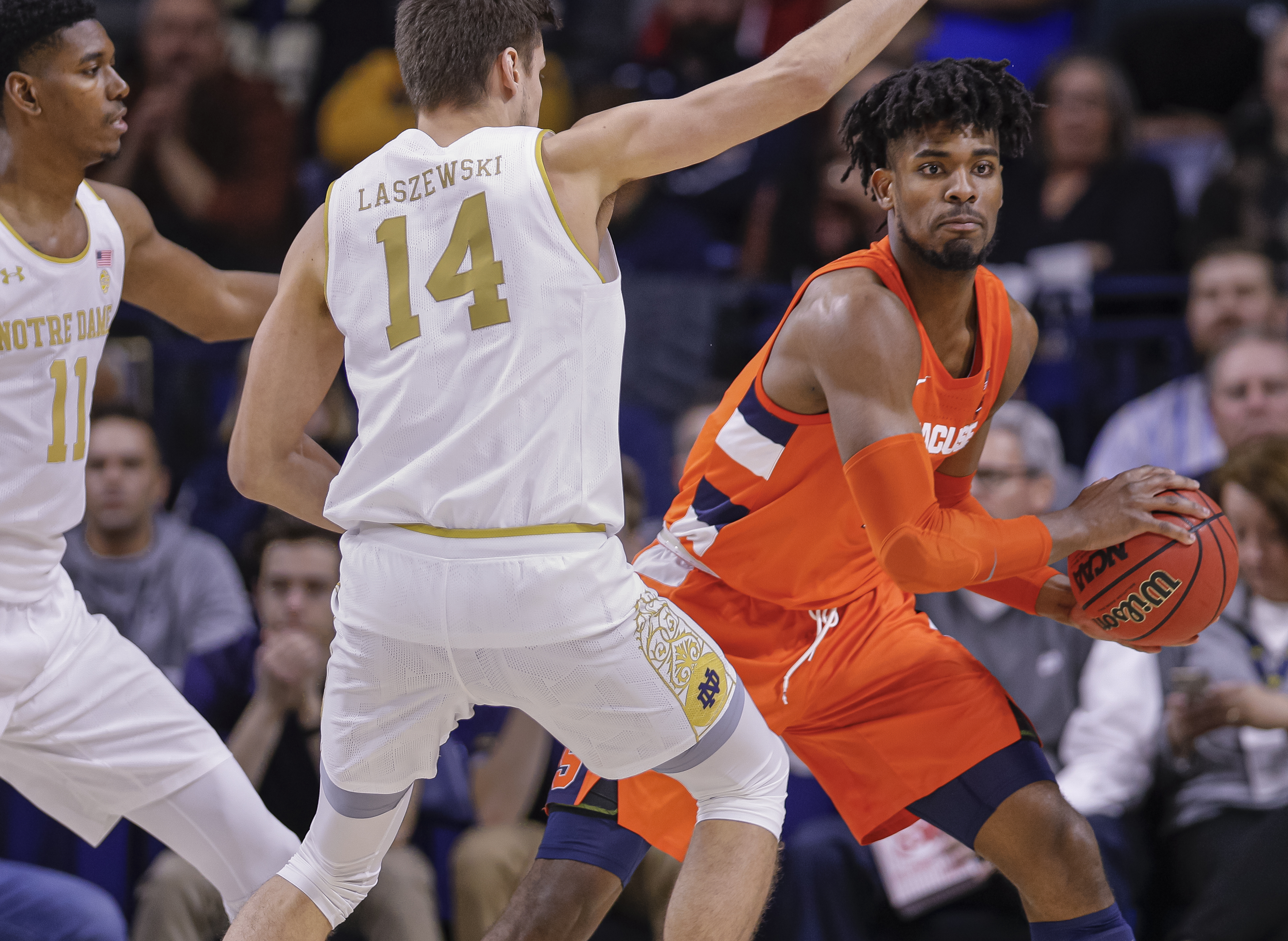 Syracuse v Notre Dame