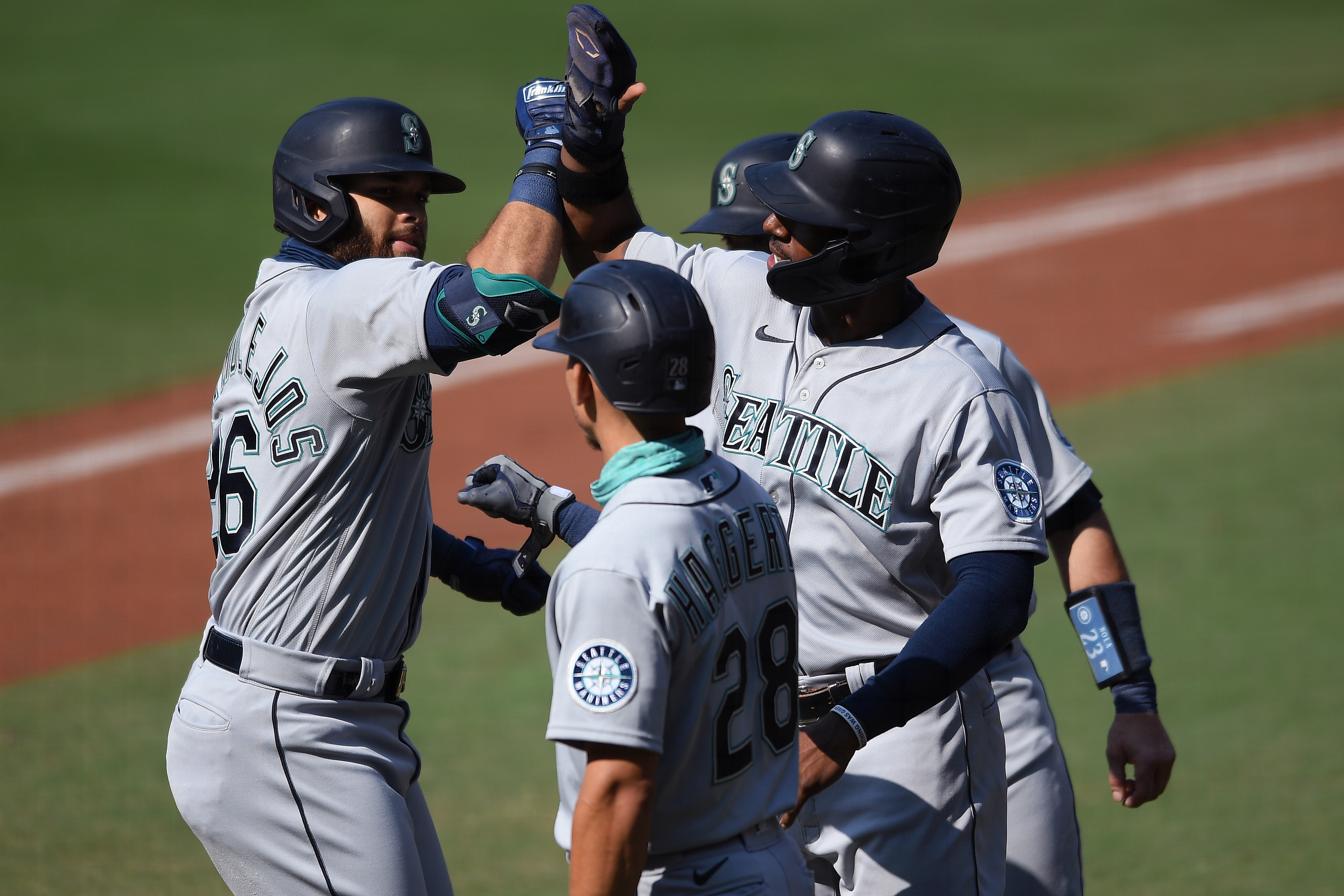 MLB: Game Two-Seattle Mariners at San Diego Padres
