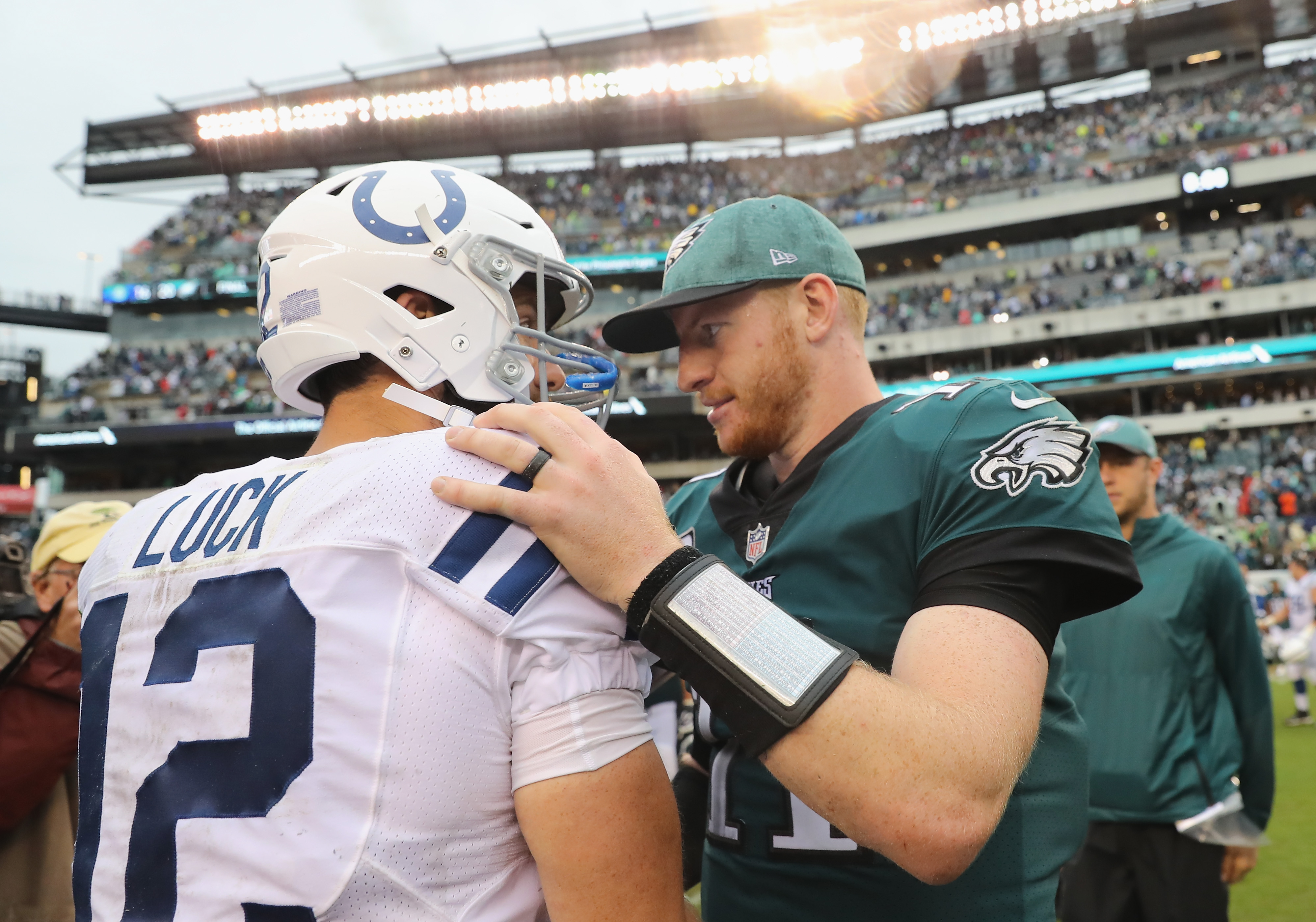 Indianapolis Colts v Philadelphia Eagles