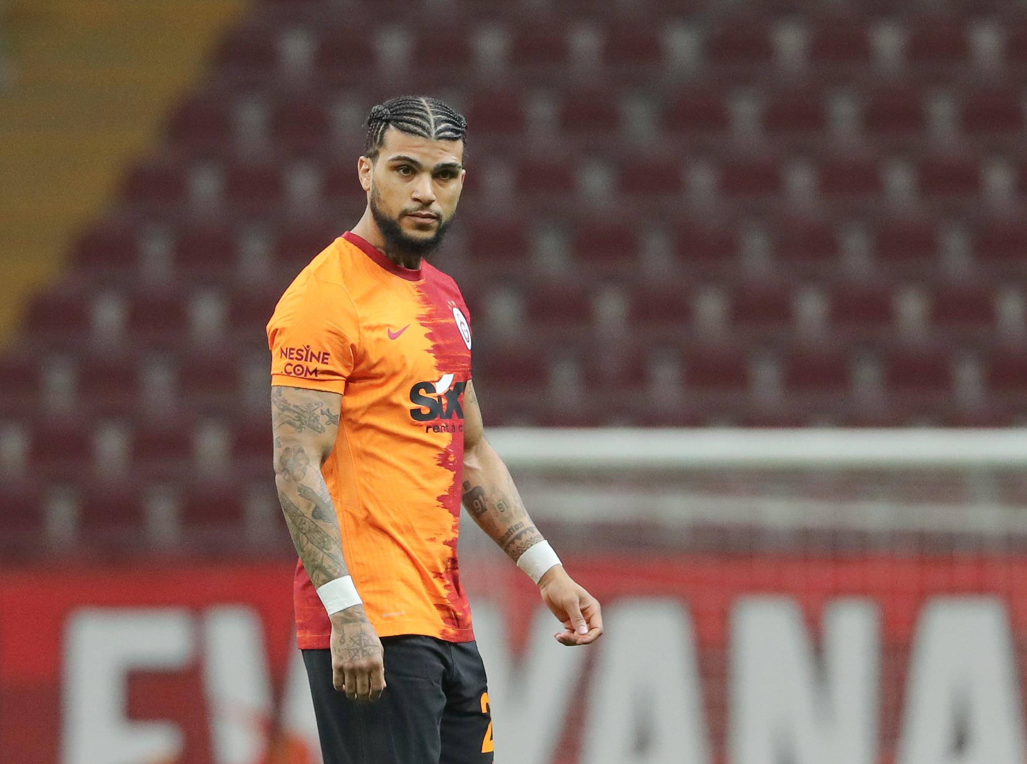 Galatasaray v Alanyaspor - Turkish Cup