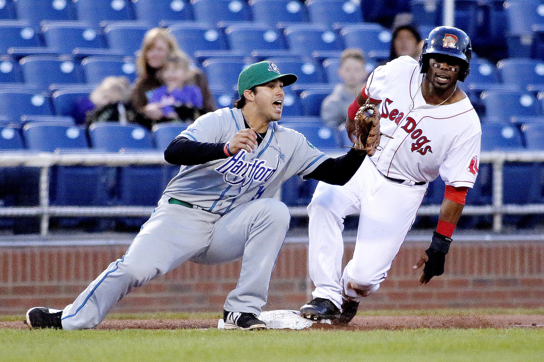 Portland Sea Dogs Double-A baseball