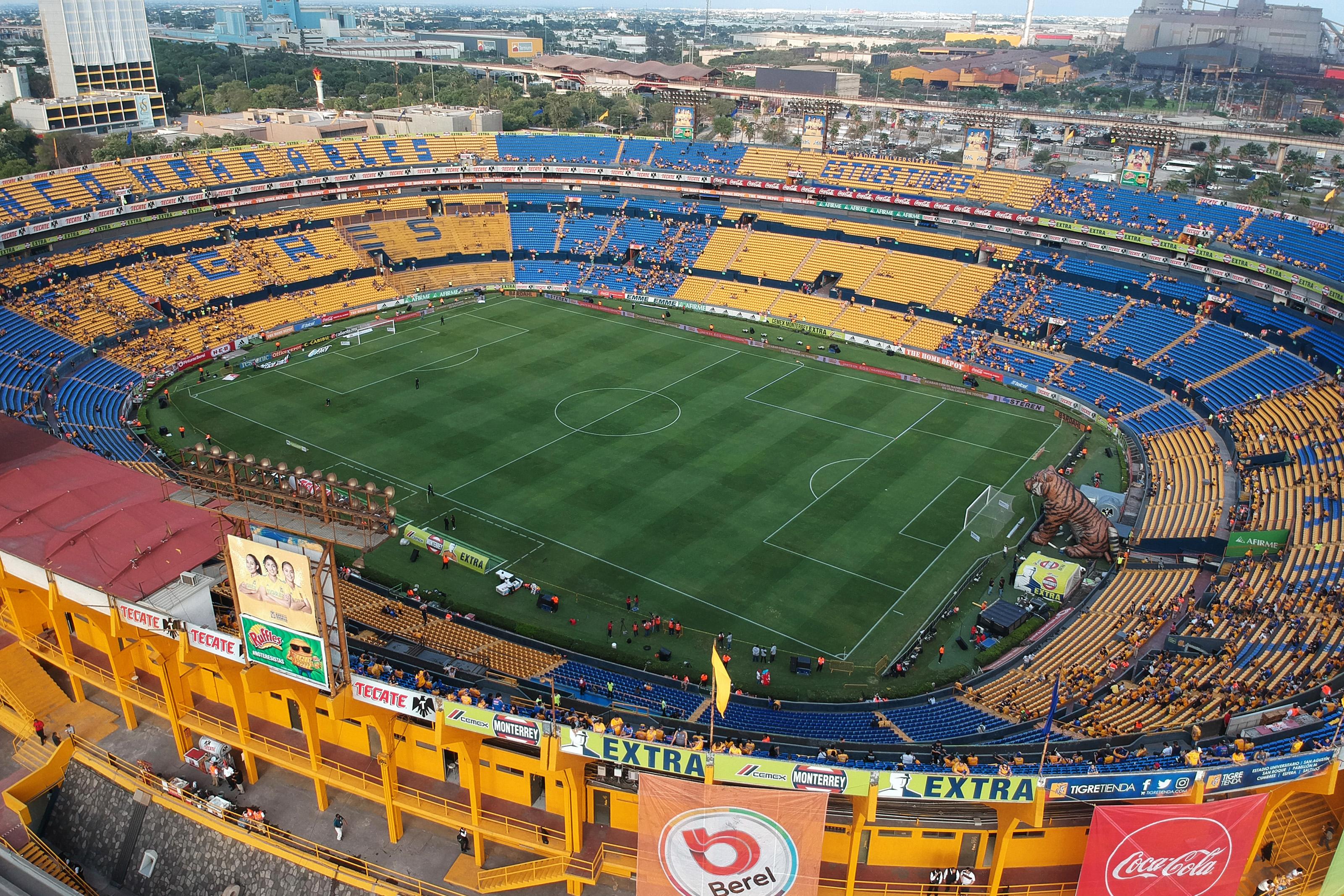 Tigres UANL v Monterrey - Torneo Apertura 2018 Liga MX