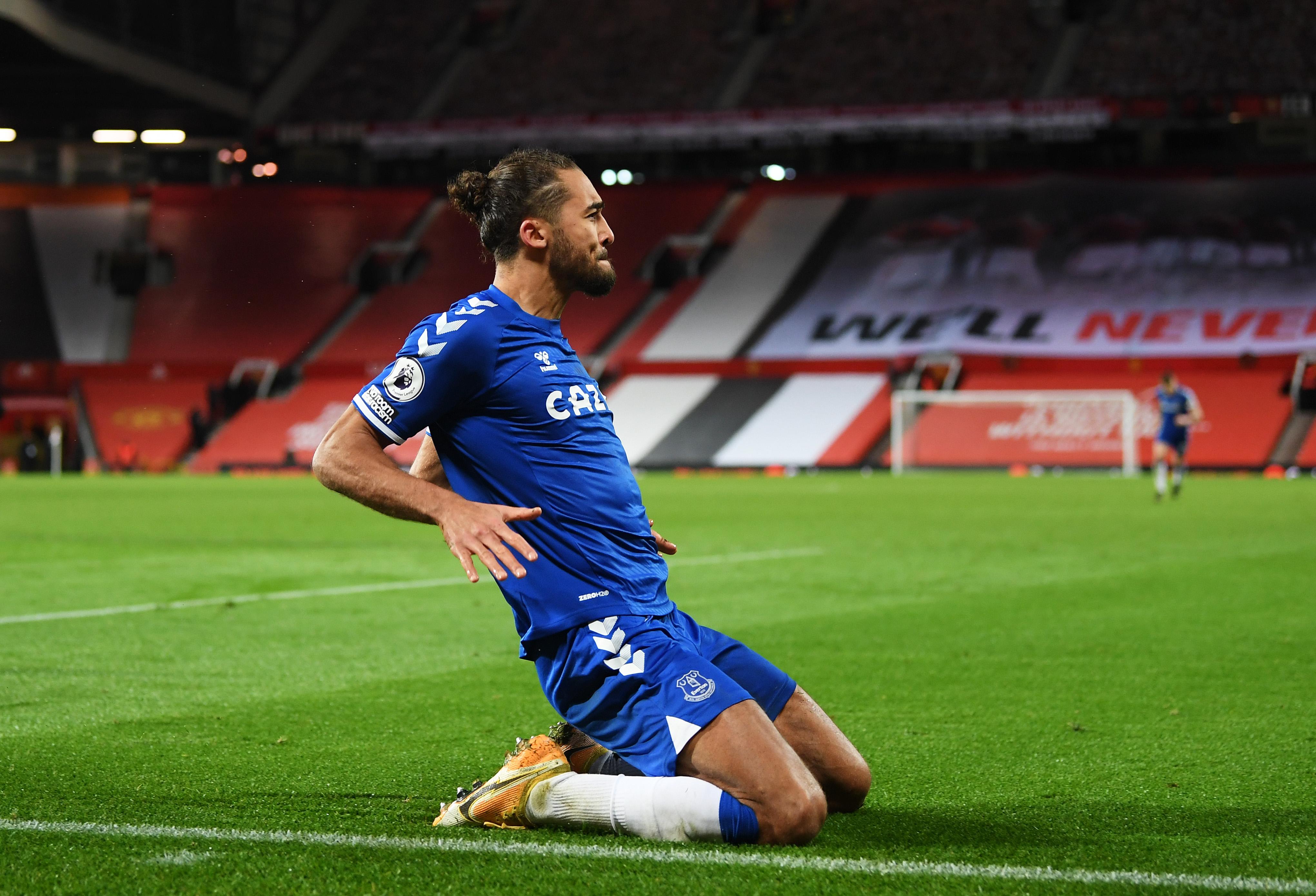 Dominic Calvert-Lewin - Everton - English Premier League