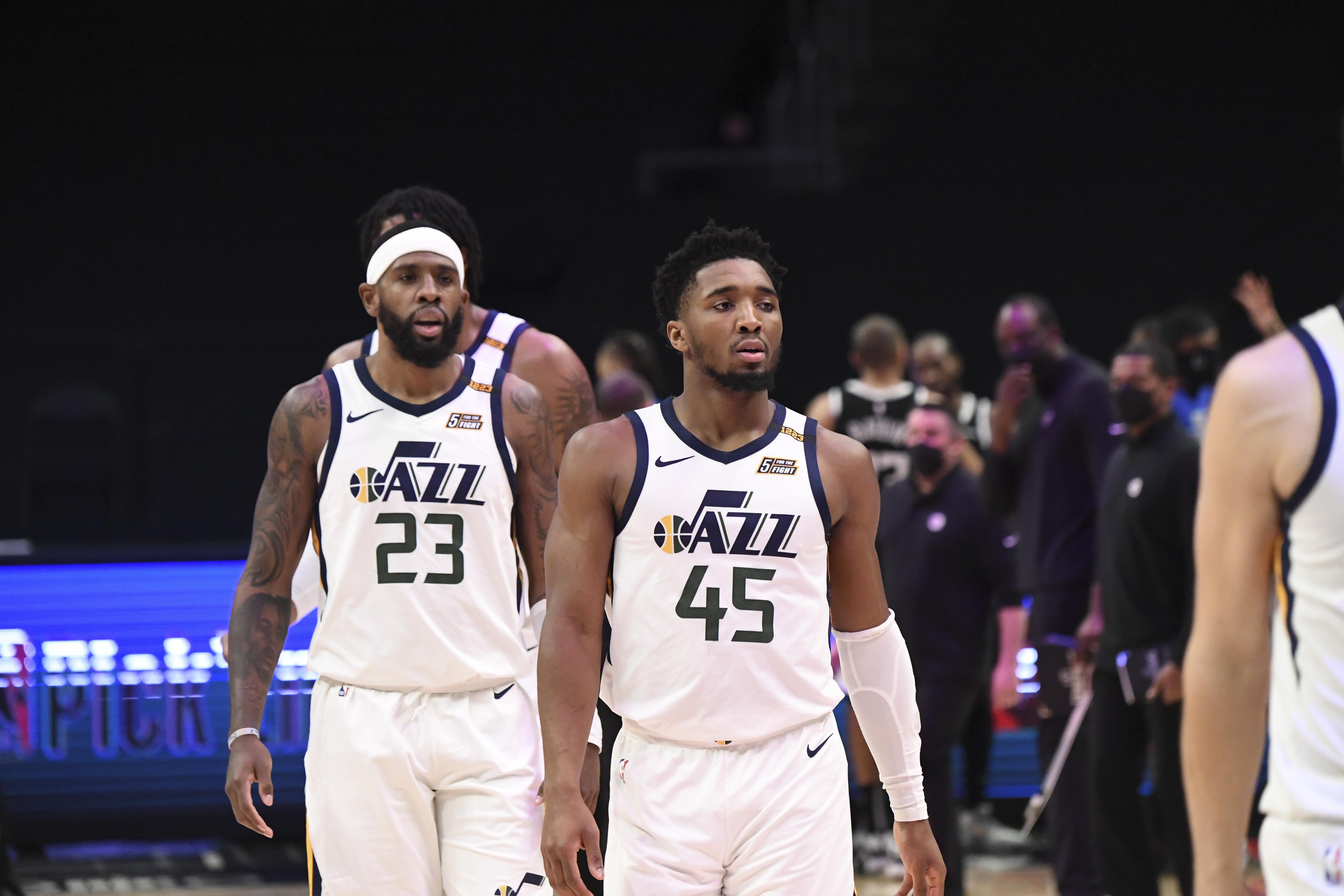 Utah Jazz v LA Clippers