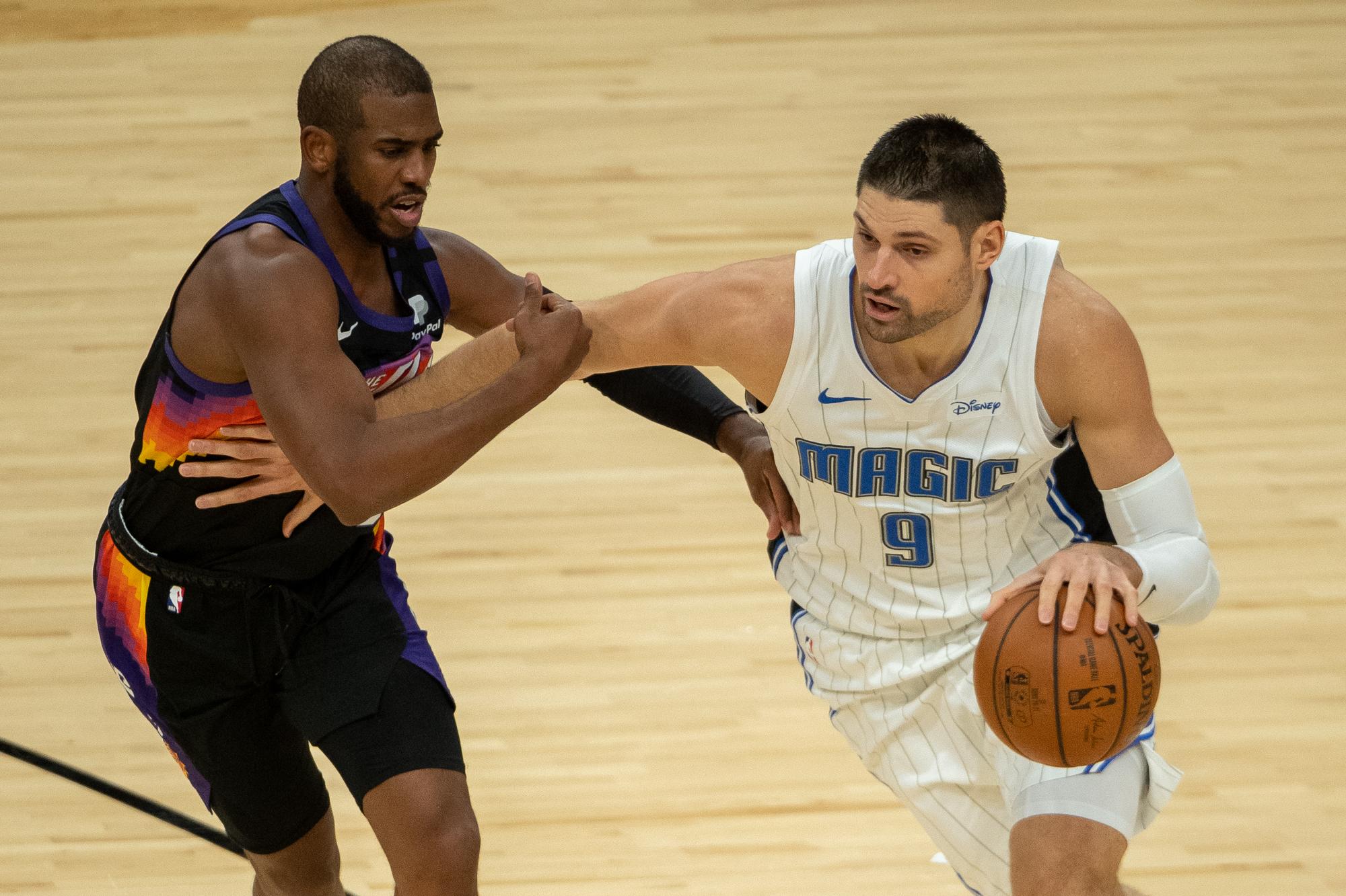 NBA: Orlando Magic at Phoenix Suns