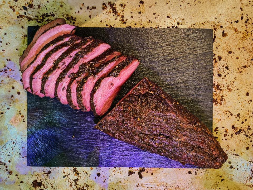 Tri-tip from La Barbecue