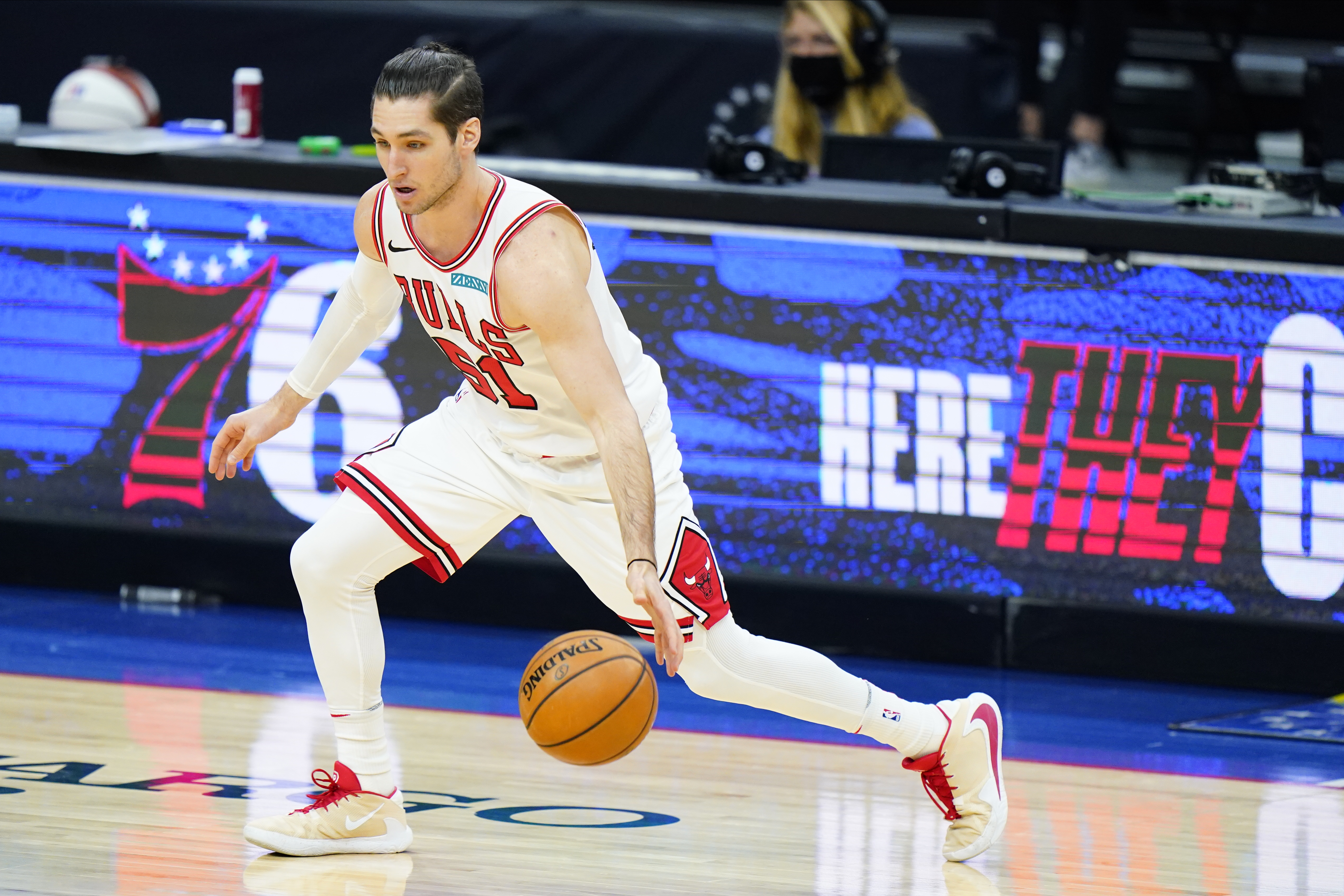 """Whether it be practice or shootarounds or whenever he's called upon, you know exactly what you're going to get,'' Bulls coach Billy Donovan said of Ryan Arcidiacono."