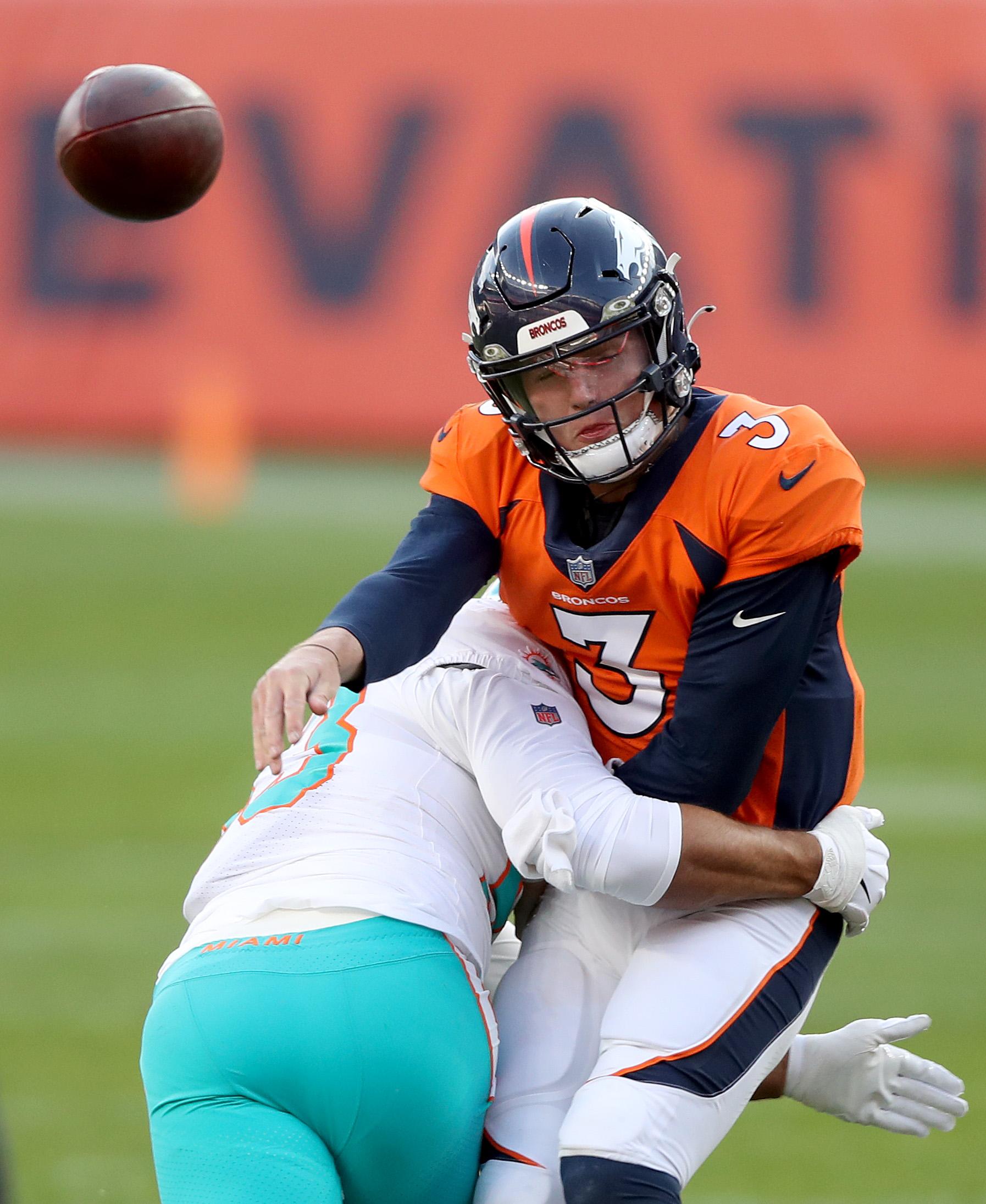Miami Dolphins v Denver Broncos