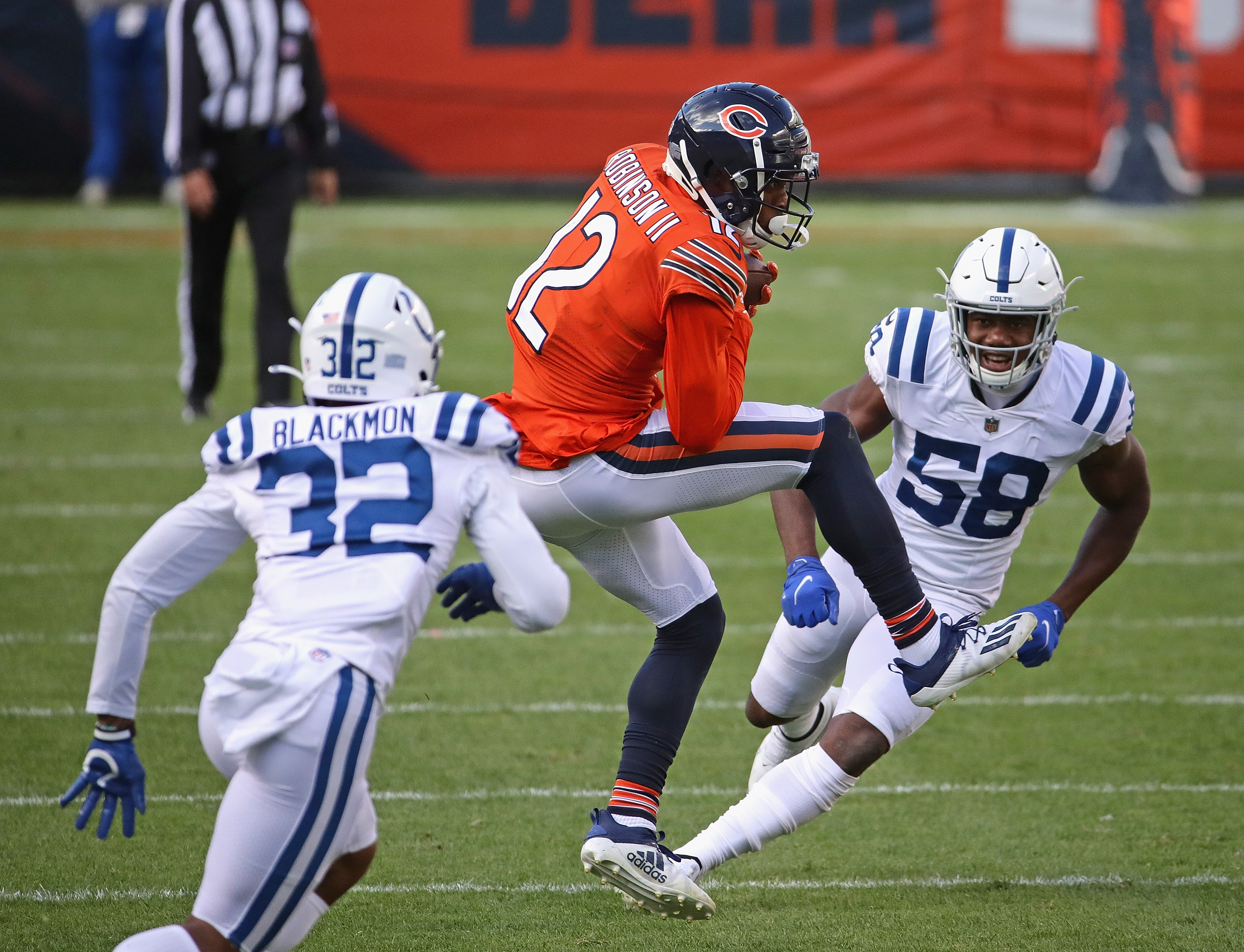 Indianapolis Colts v Chicago Bears