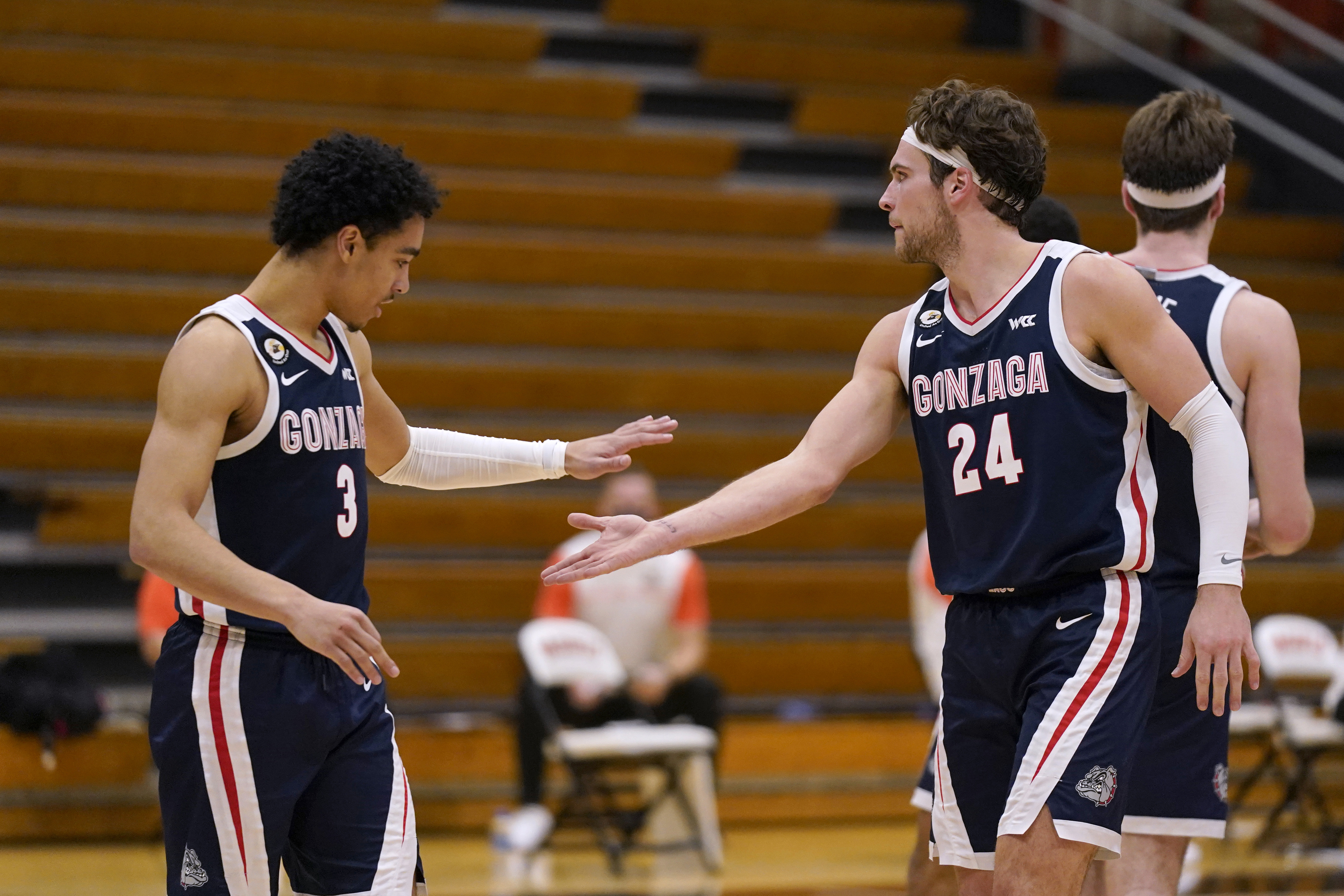 NCAA Basketball: Gonzaga at Pacific