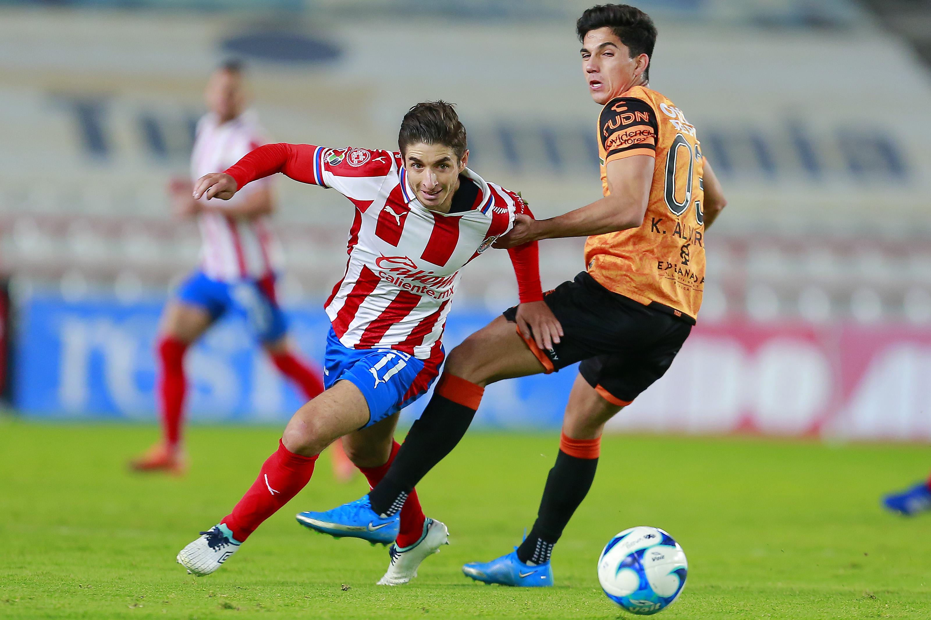 Pachuca v Chivas - Torneo Guard1anes 2021 Liga MX