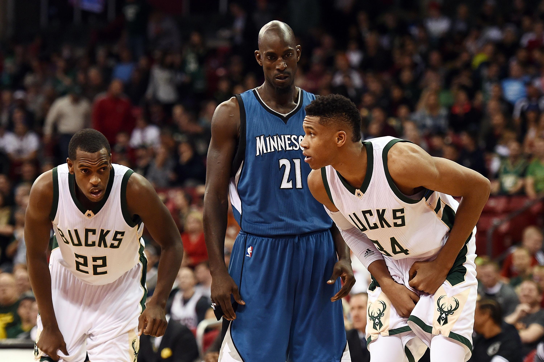 Minnesota Timberwolves v Milwaukee Bucks