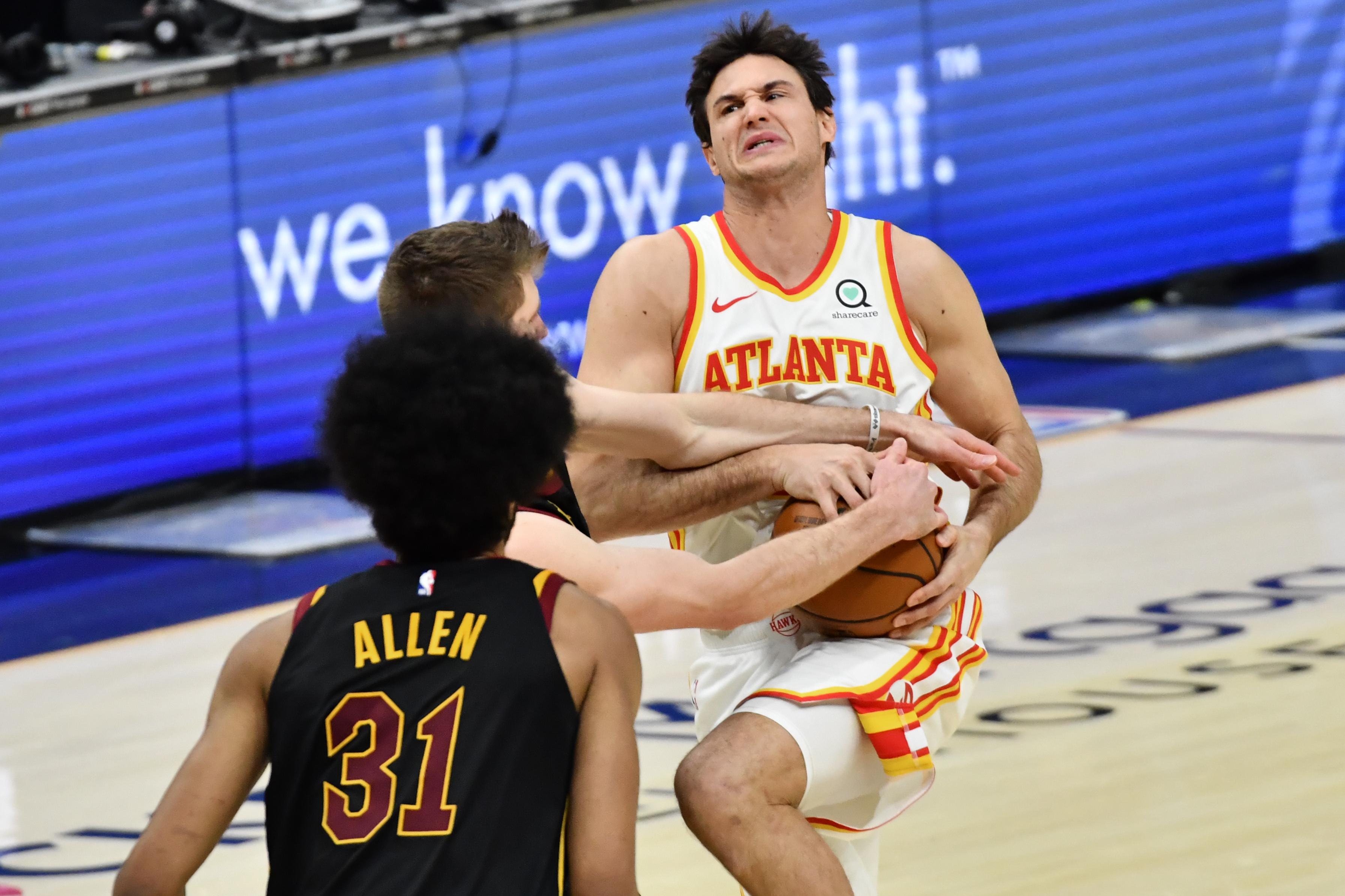 NBA: Atlanta Hawks at Cleveland Cavaliers