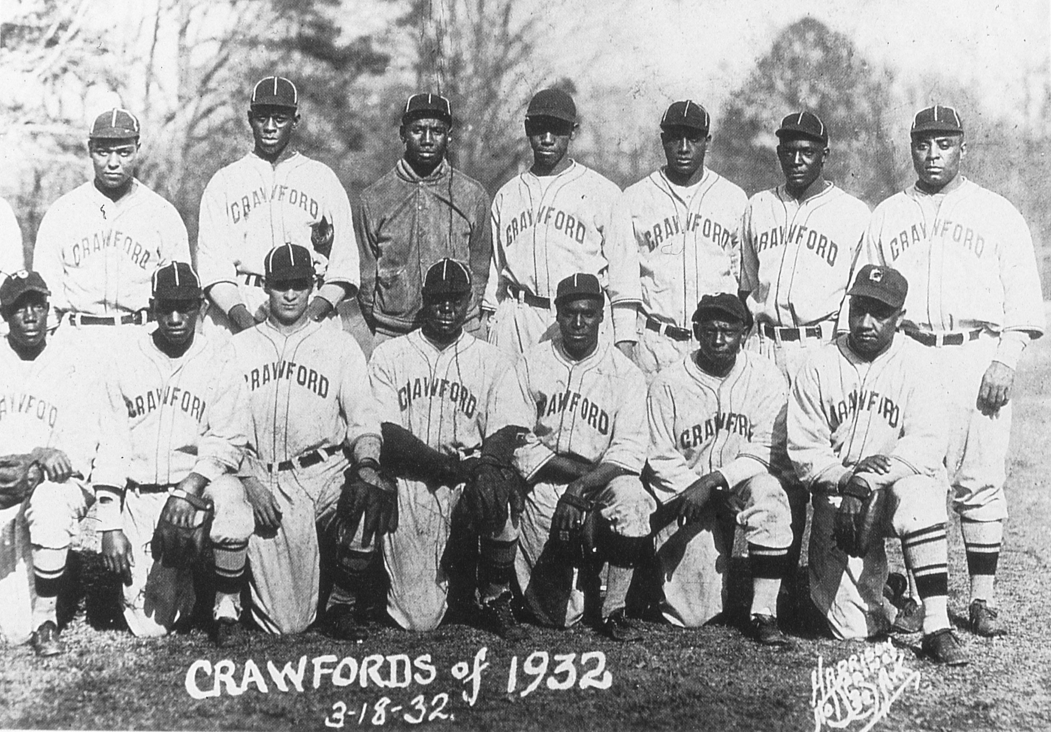 1932 Pittsburgh Crawfords