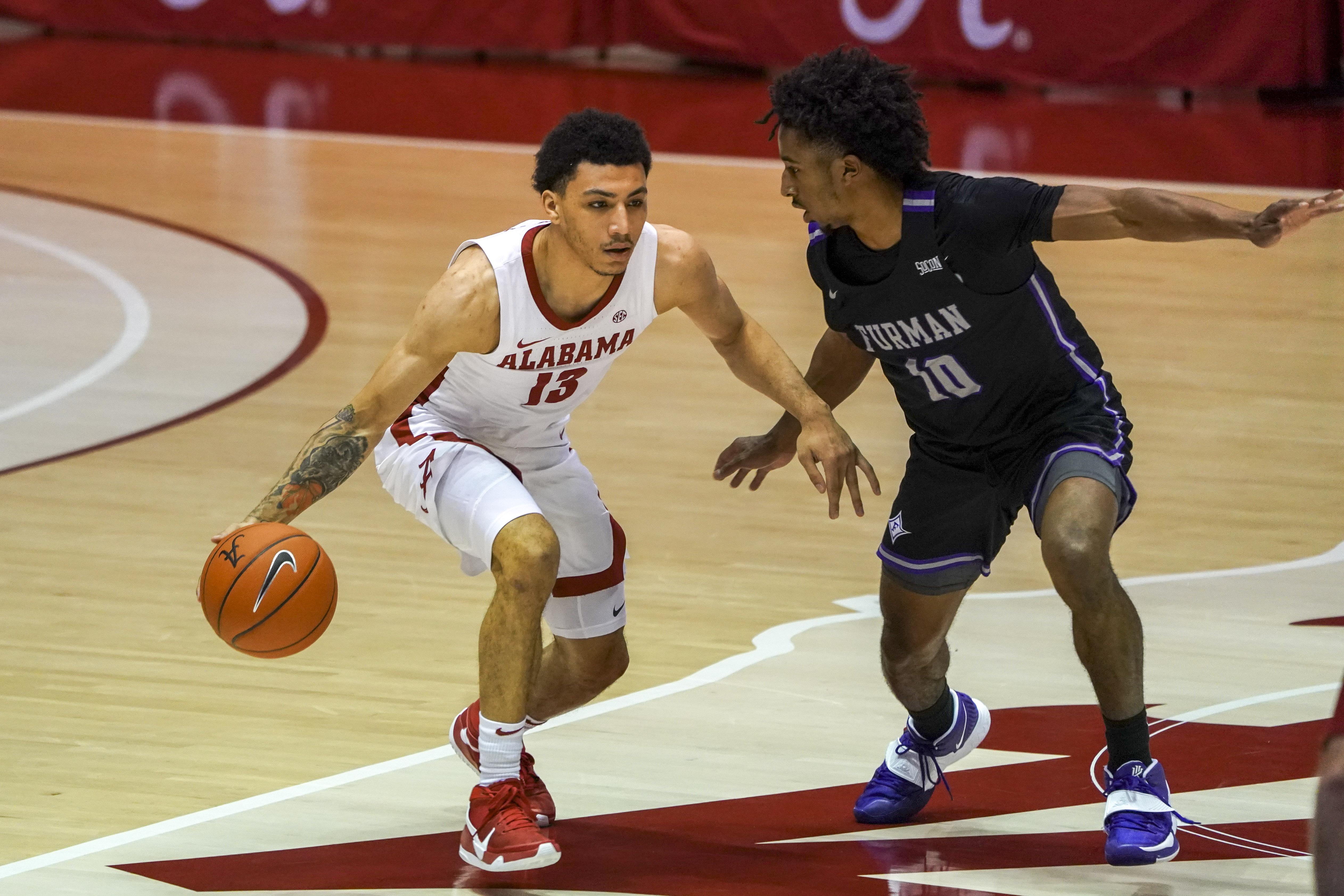 NCAA Basketball: Furman at Alabama
