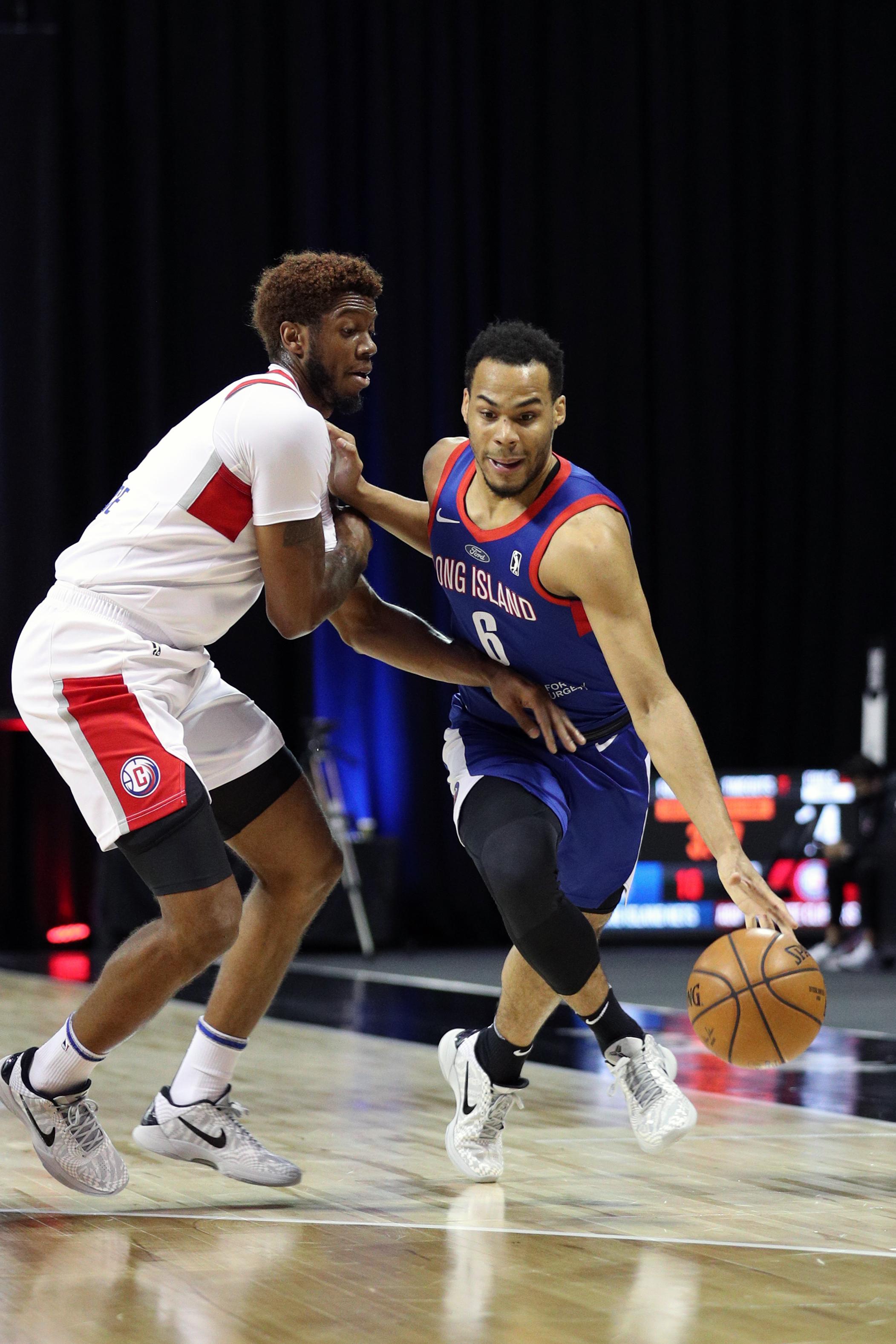 Agua Caliente Clippers v Long Island Nets