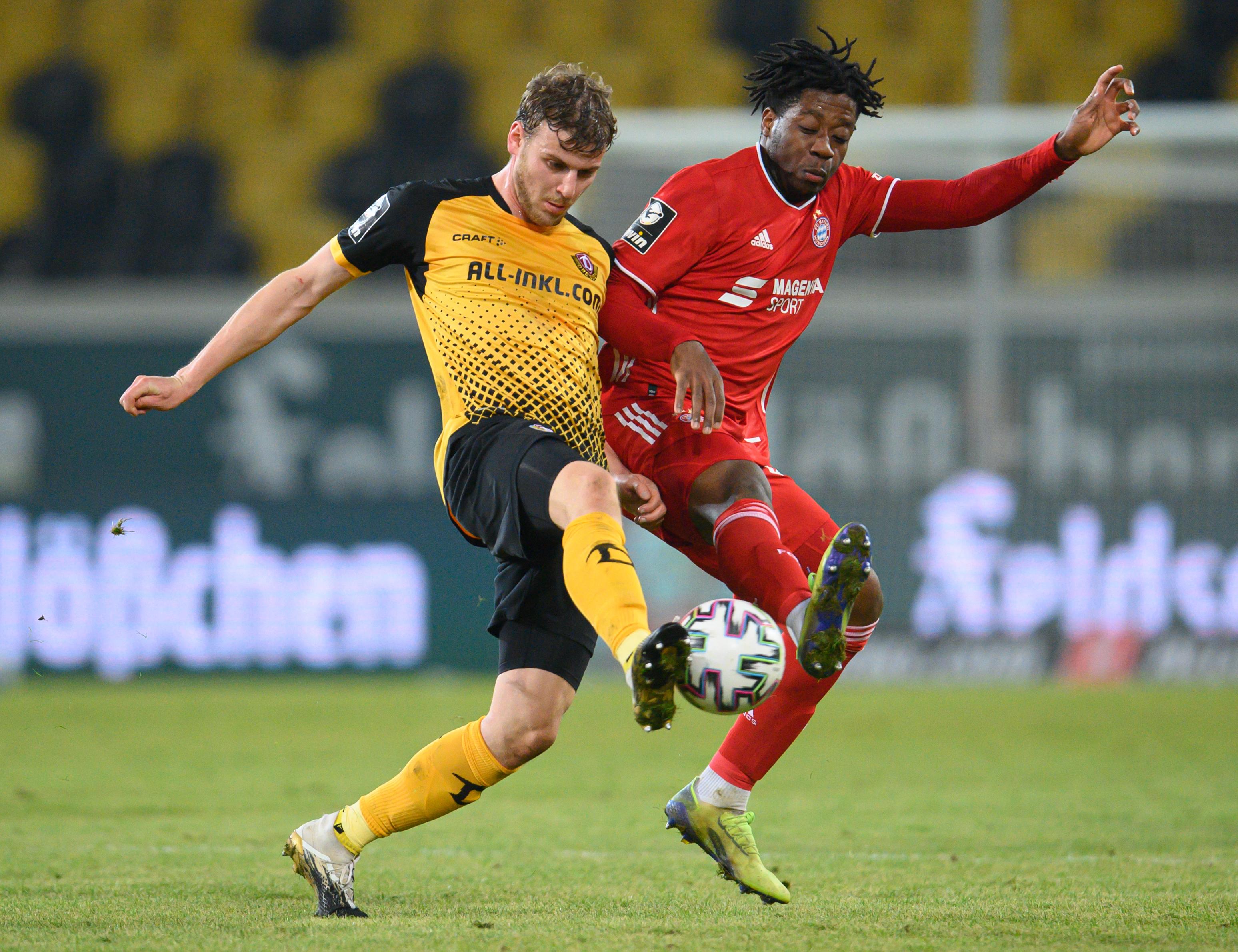 SG Dynamo Dresden - Bayern Munich II